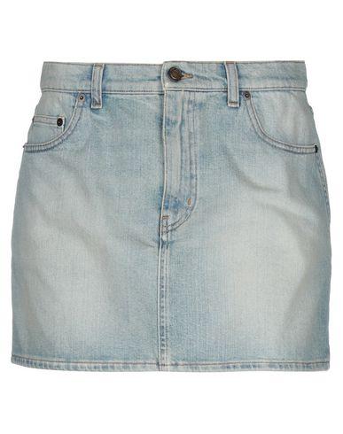 Джинсовая юбка Yves Saint Laurent 42810535OF