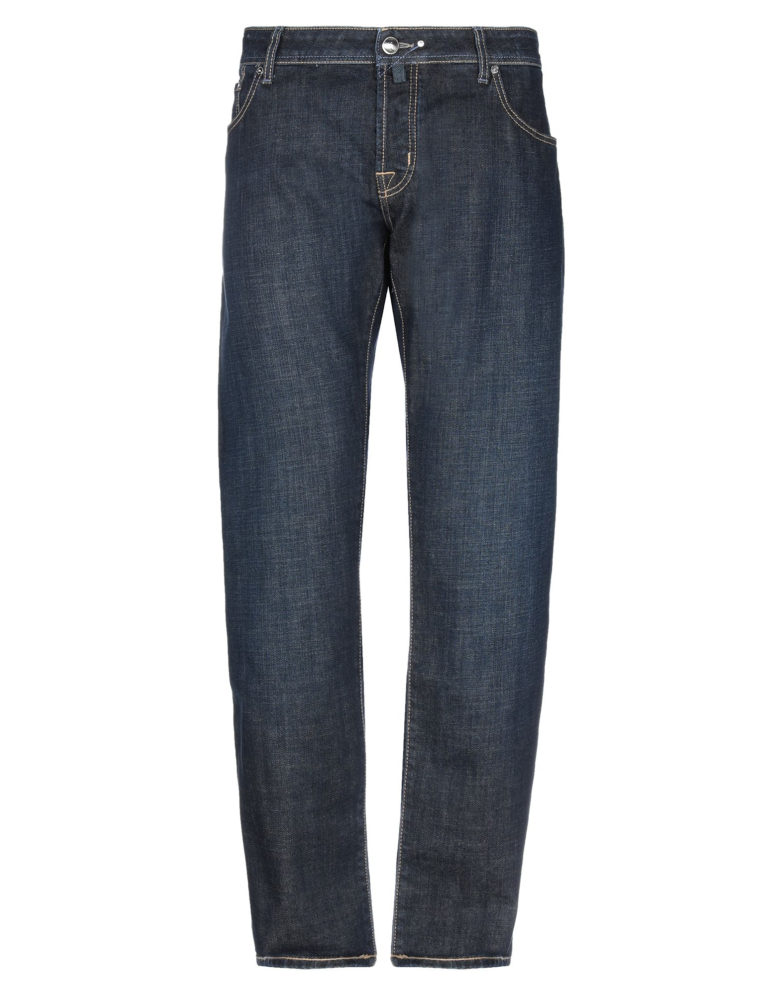 JACOB COHЁN Denim pants - Item 42810651
