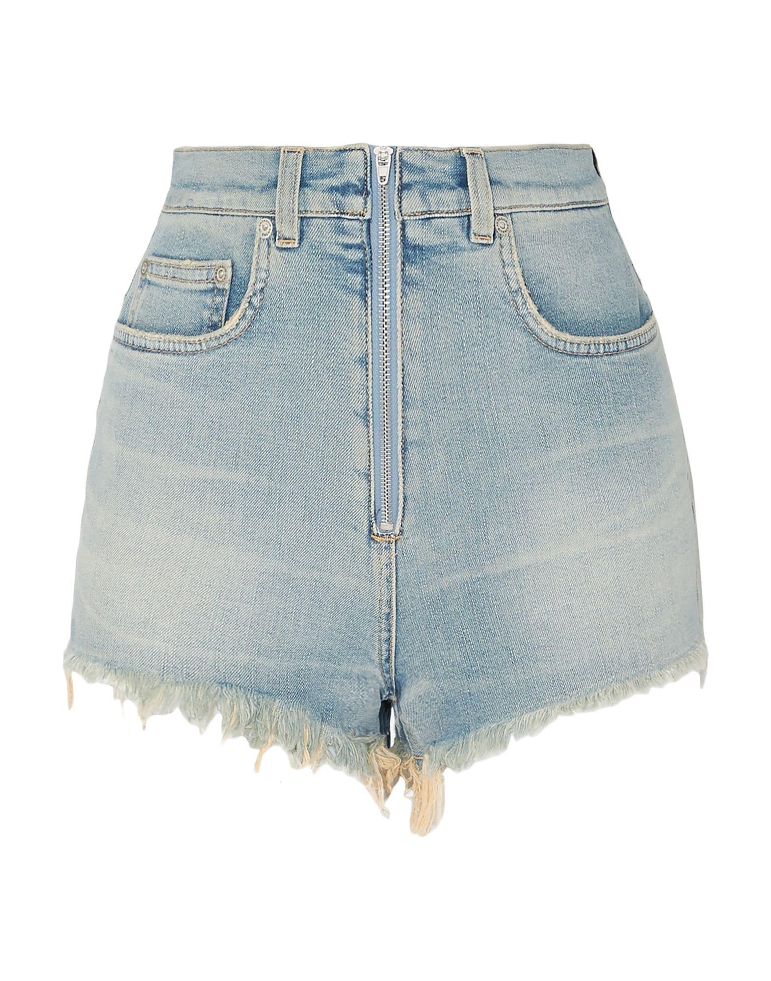 Фото - GIVENCHY Джинсовые шорты please джинсовые шорты