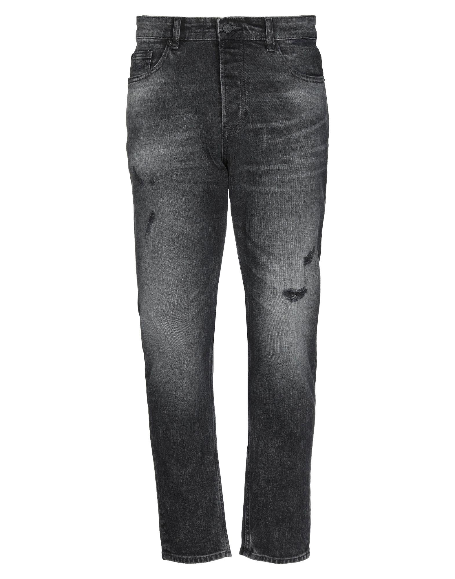 《セール開催中》ONLY &SONS メンズ ジーンズ ブラック 31W-30L コットン 99% / ポリウレタン 1%