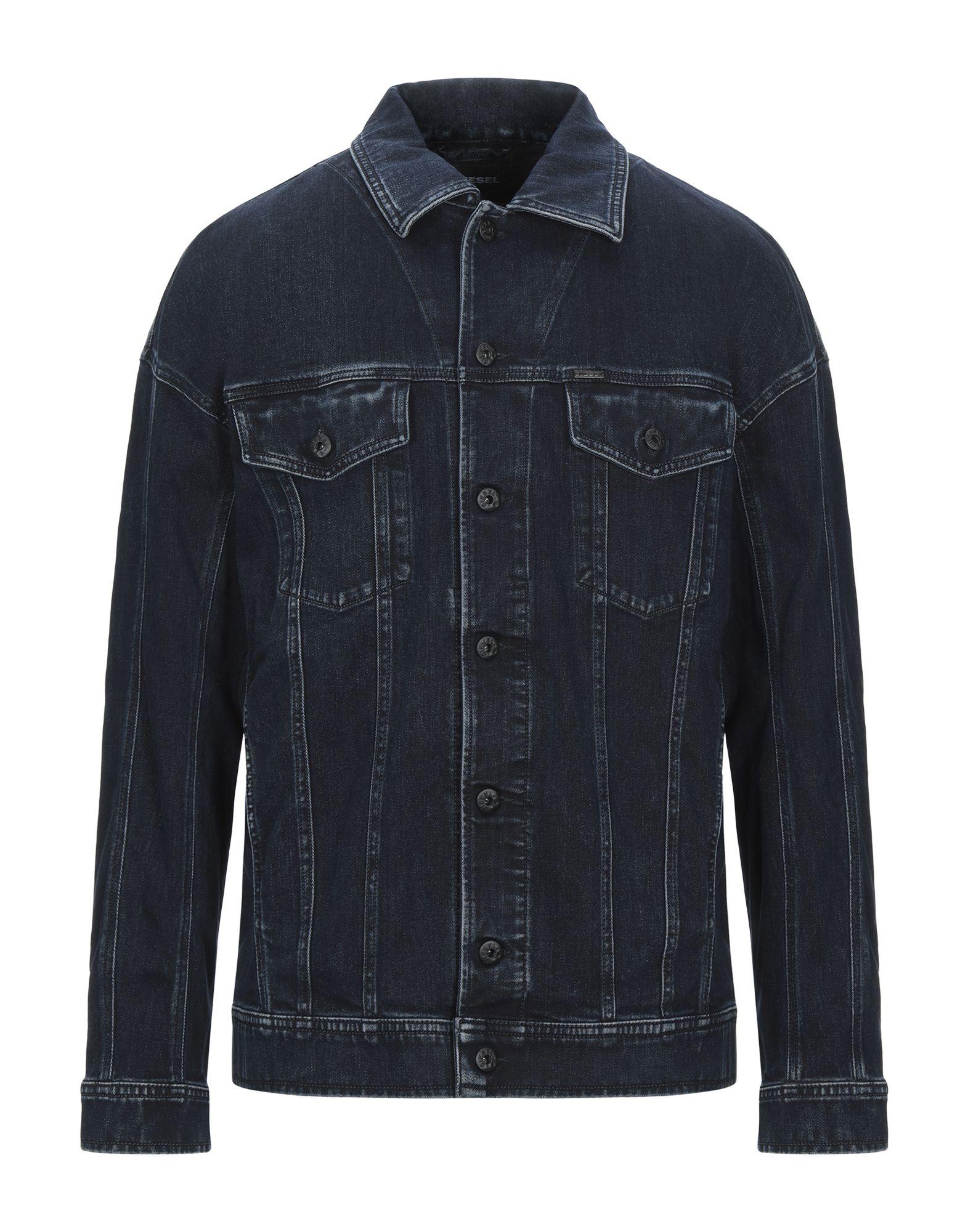 DIESEL Джинсовая верхняя одежда family first milano джинсовая верхняя одежда