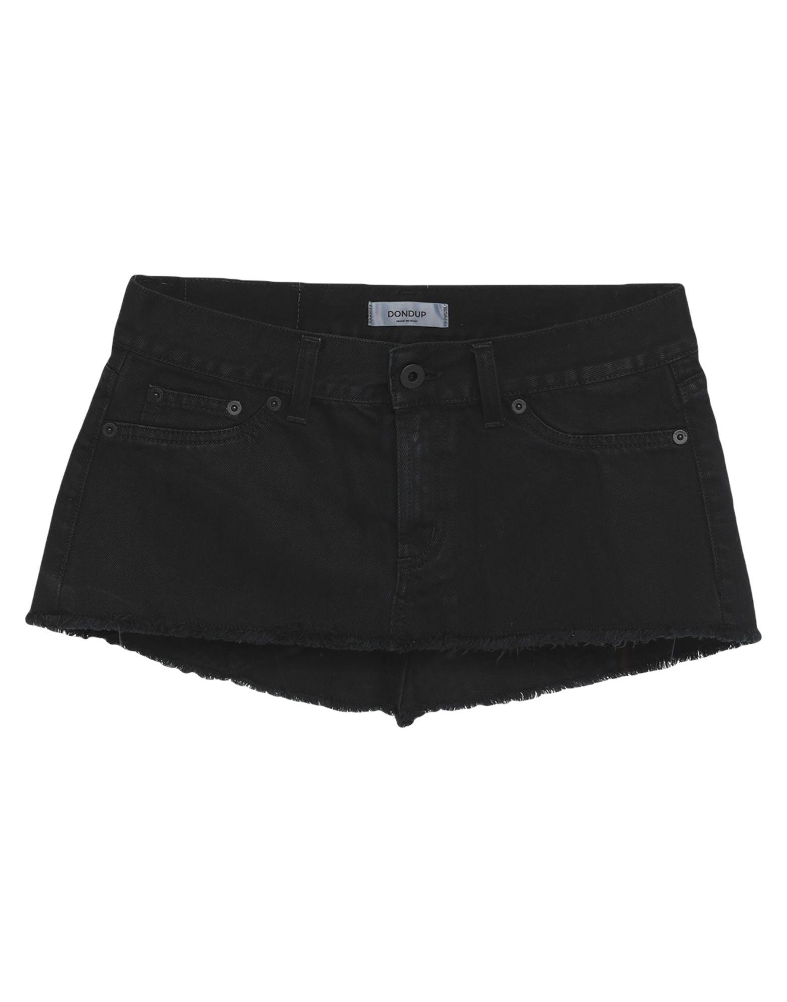 DONDUP Belts. denim, logo, basic solid color, wide, zipper closure, unlined, external pockets. 100% Cotton