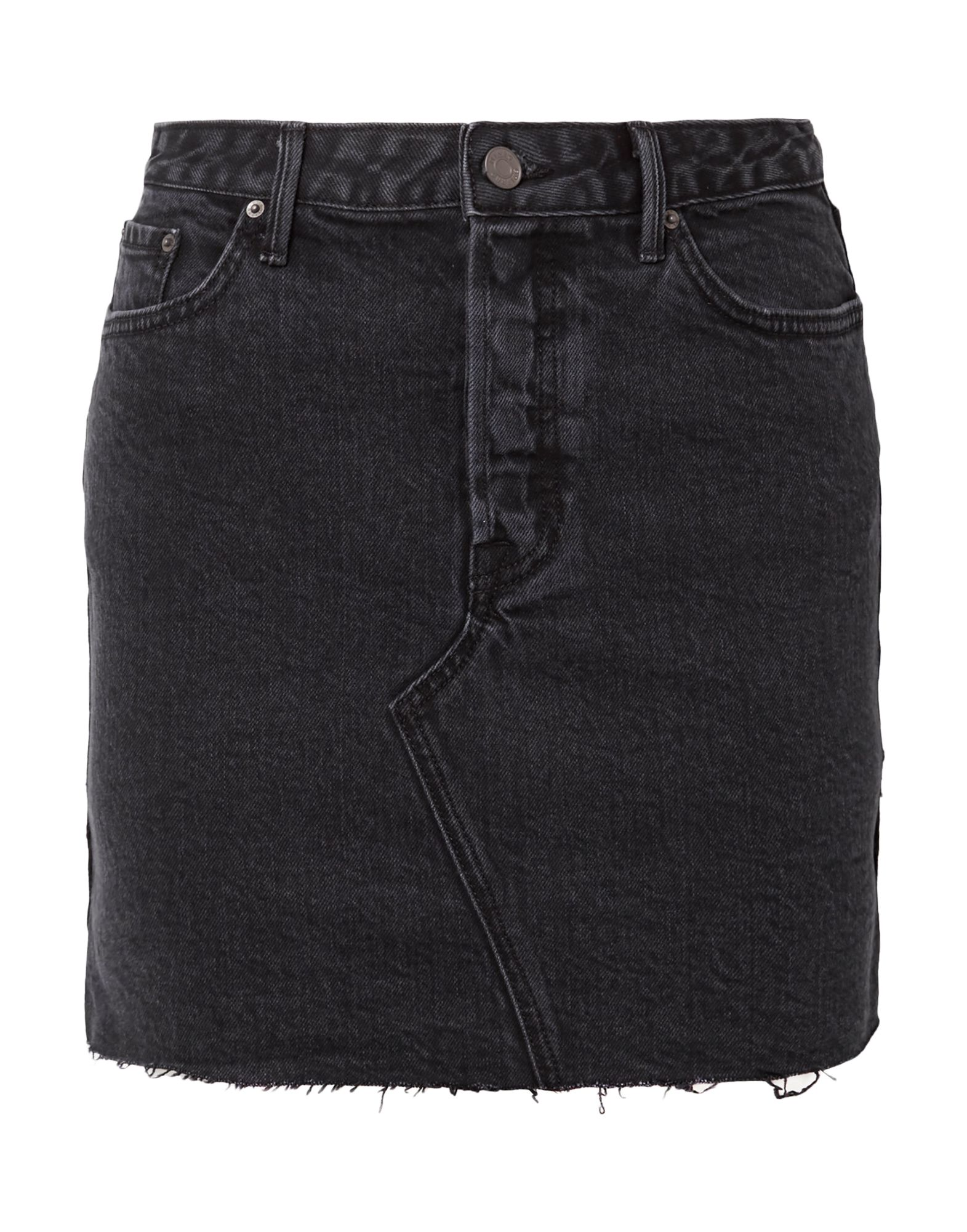 GRLFRND Джинсовая юбка grlfrnd джинсовая юбка