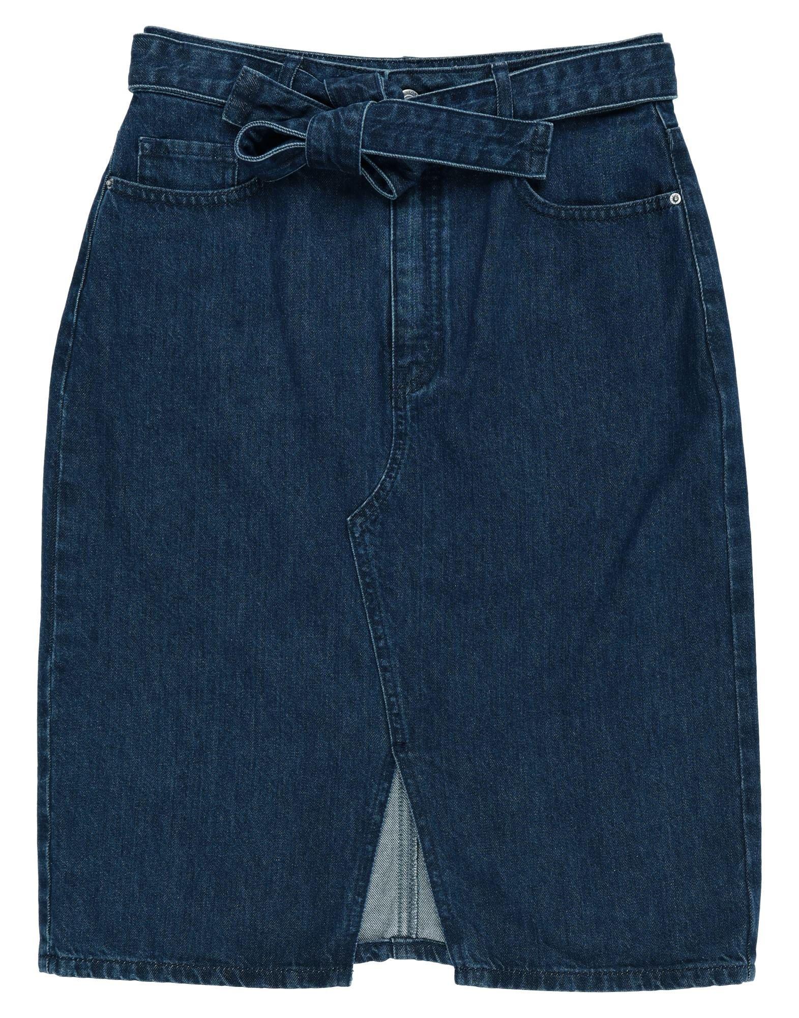 BOSS HUGO BOSS Джинсовая юбка куртка джинсовая hugo hugo hu286ewfdpq3