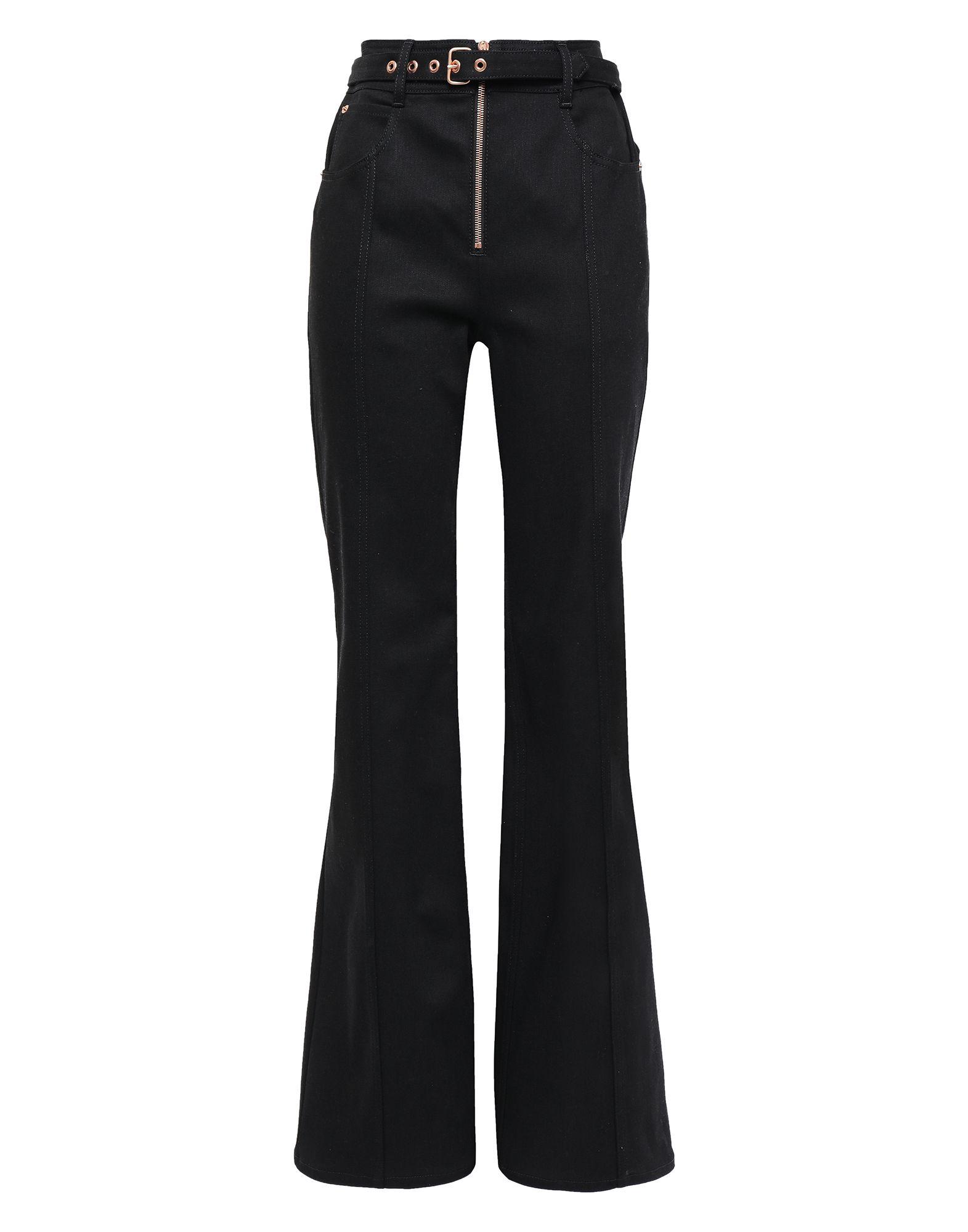 PROENZA SCHOULER Denim pants - Item 42812967