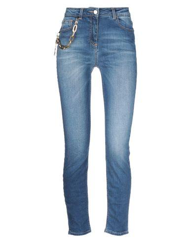 Джинсовые брюки ELISABETTA FRANCHI
