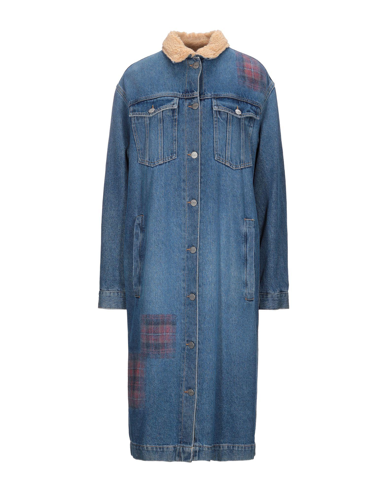 P_JEAN Джинсовая верхняя одежда