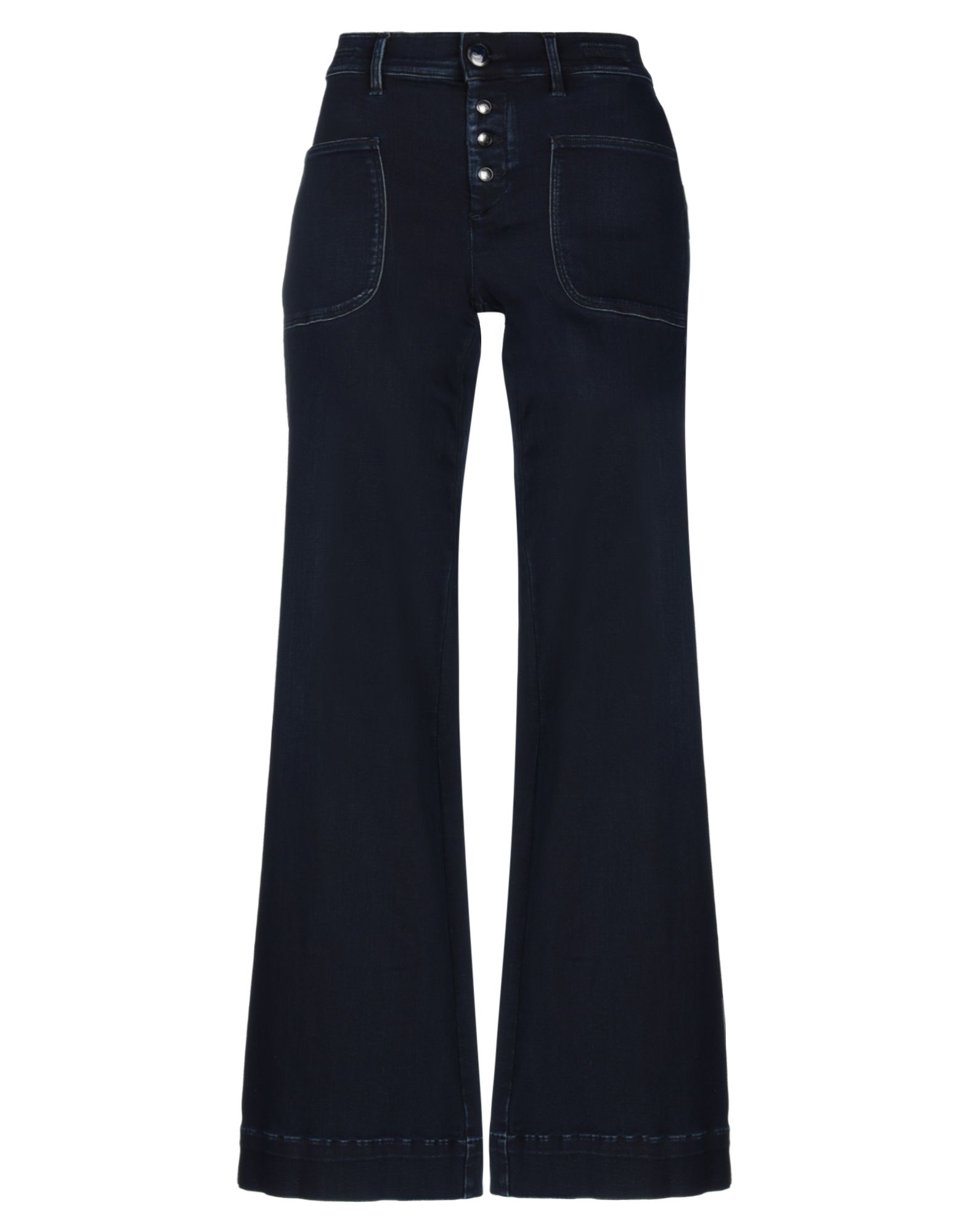 JACOB COHЁN Denim pants - Item 42813920