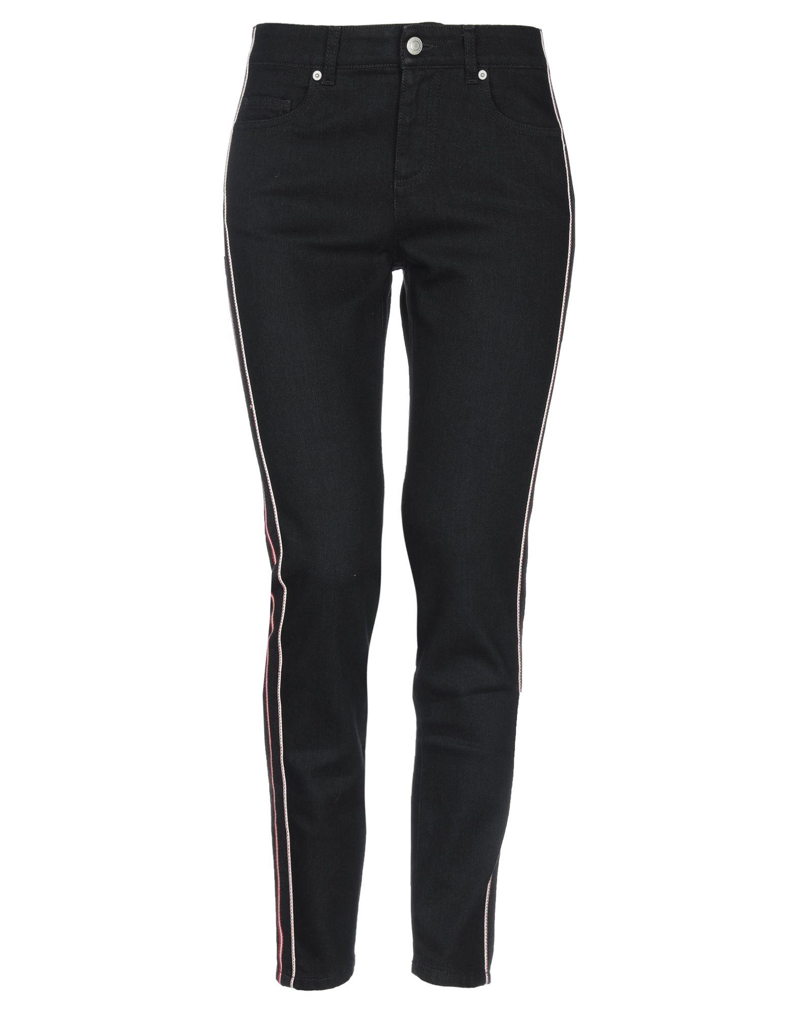 ALEXANDER MCQUEEN Denim pants - Item 42814404