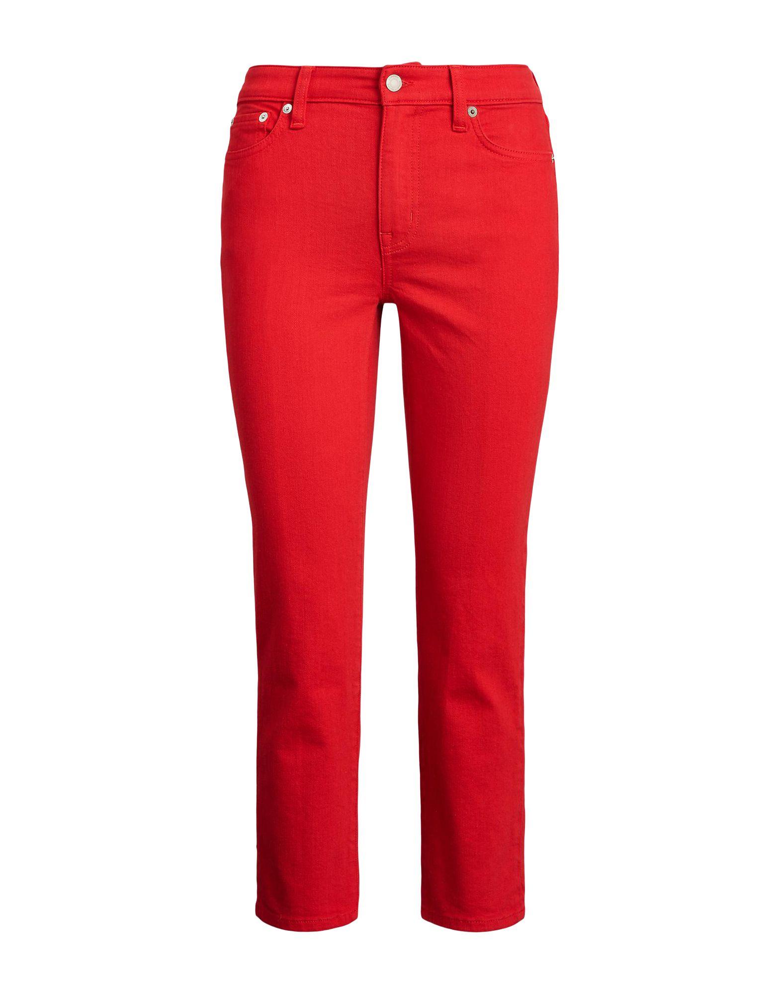 Фото - LAUREN RALPH LAUREN Укороченные джинсы джинсы polo ralph lauren джинсы