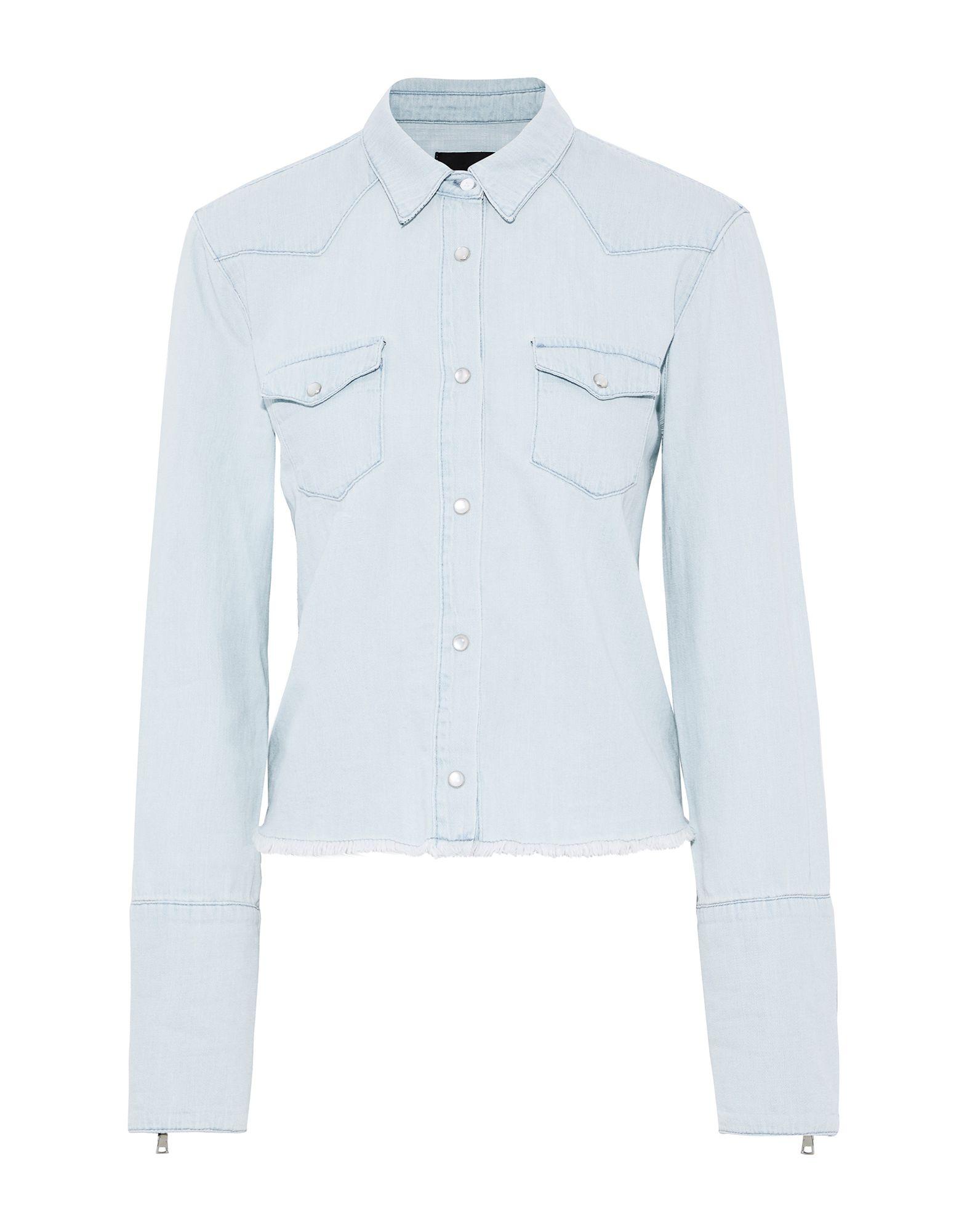 Фото - RTA Джинсовая верхняя одежда wesc джинсовая верхняя одежда