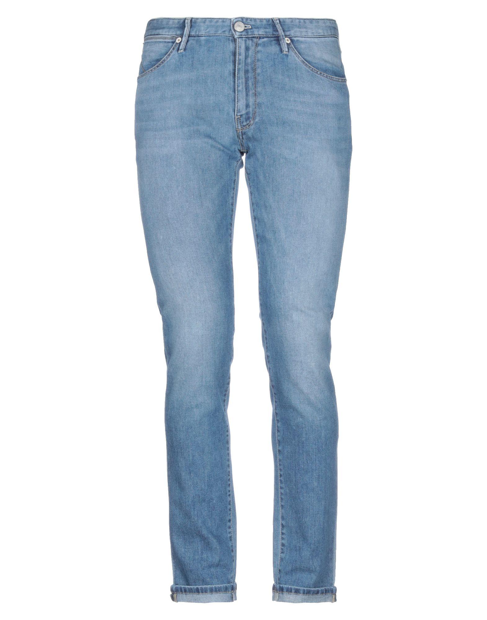 《セール開催中》PT Torino メンズ ジーンズ ブルー 32 コットン 92% / エメリー 6% / ポリウレタン 2%