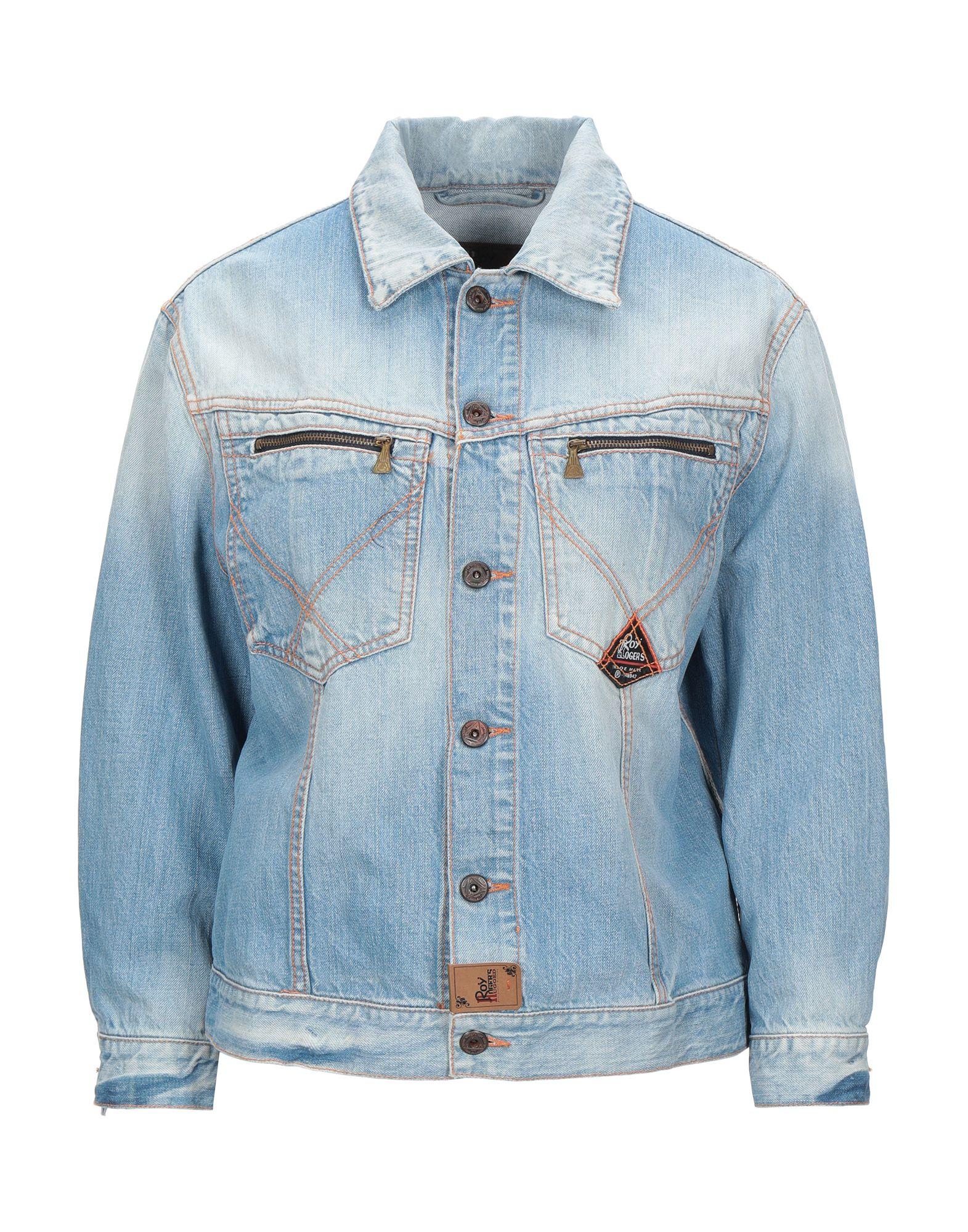 Фото - ROŸ ROGER'S Джинсовая верхняя одежда wesc джинсовая верхняя одежда