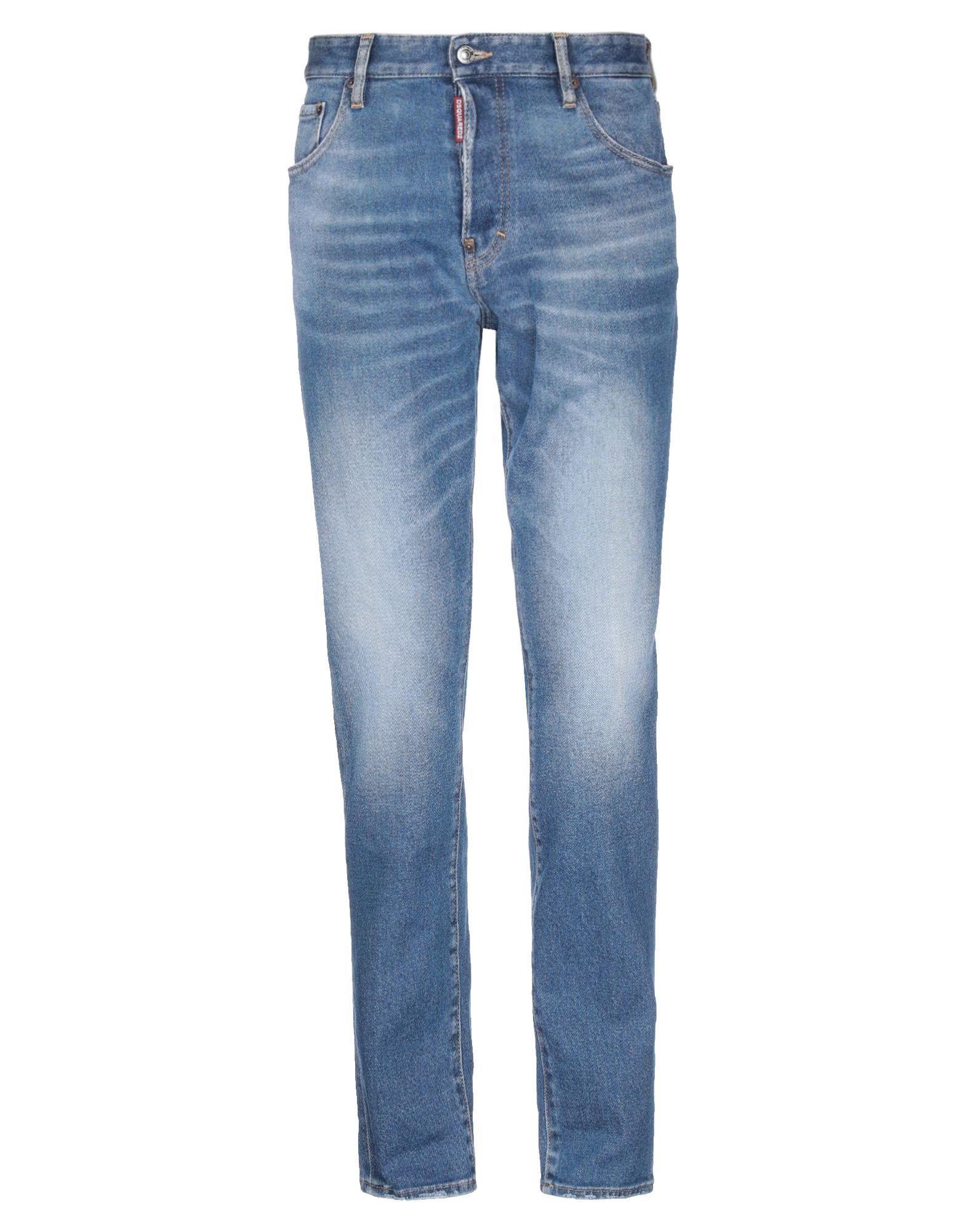 DSQUARED2 Denim pants - Item 42816128