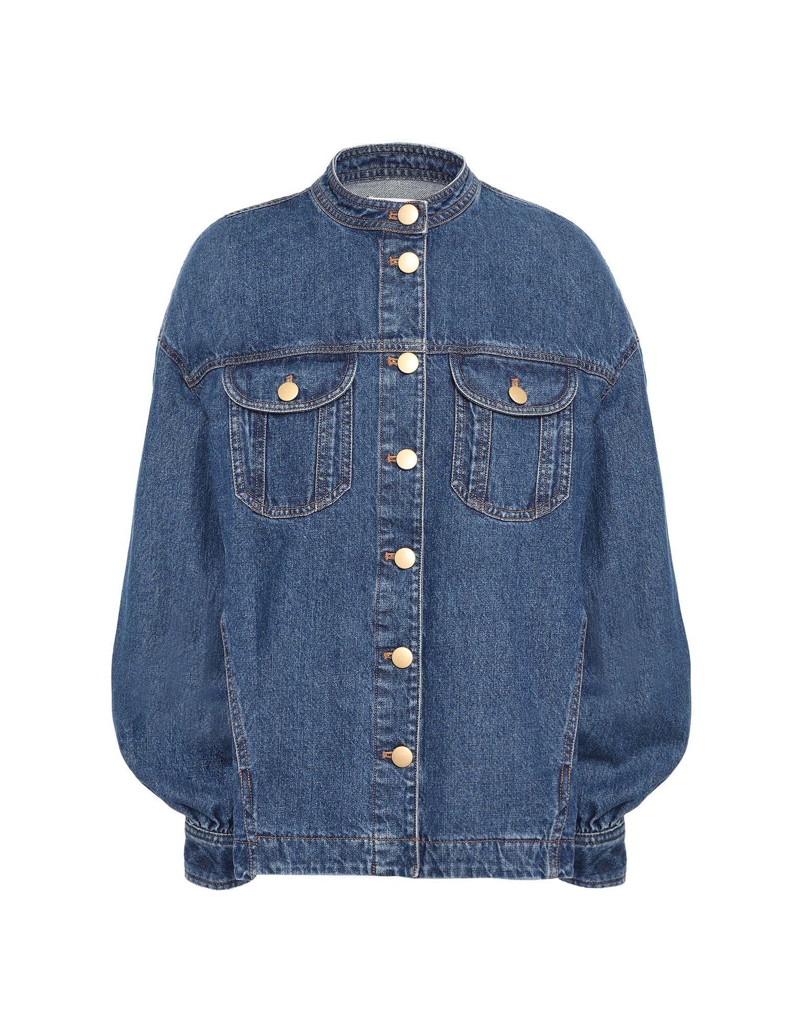 CO Джинсовая верхняя одежда merci джинсовая верхняя одежда