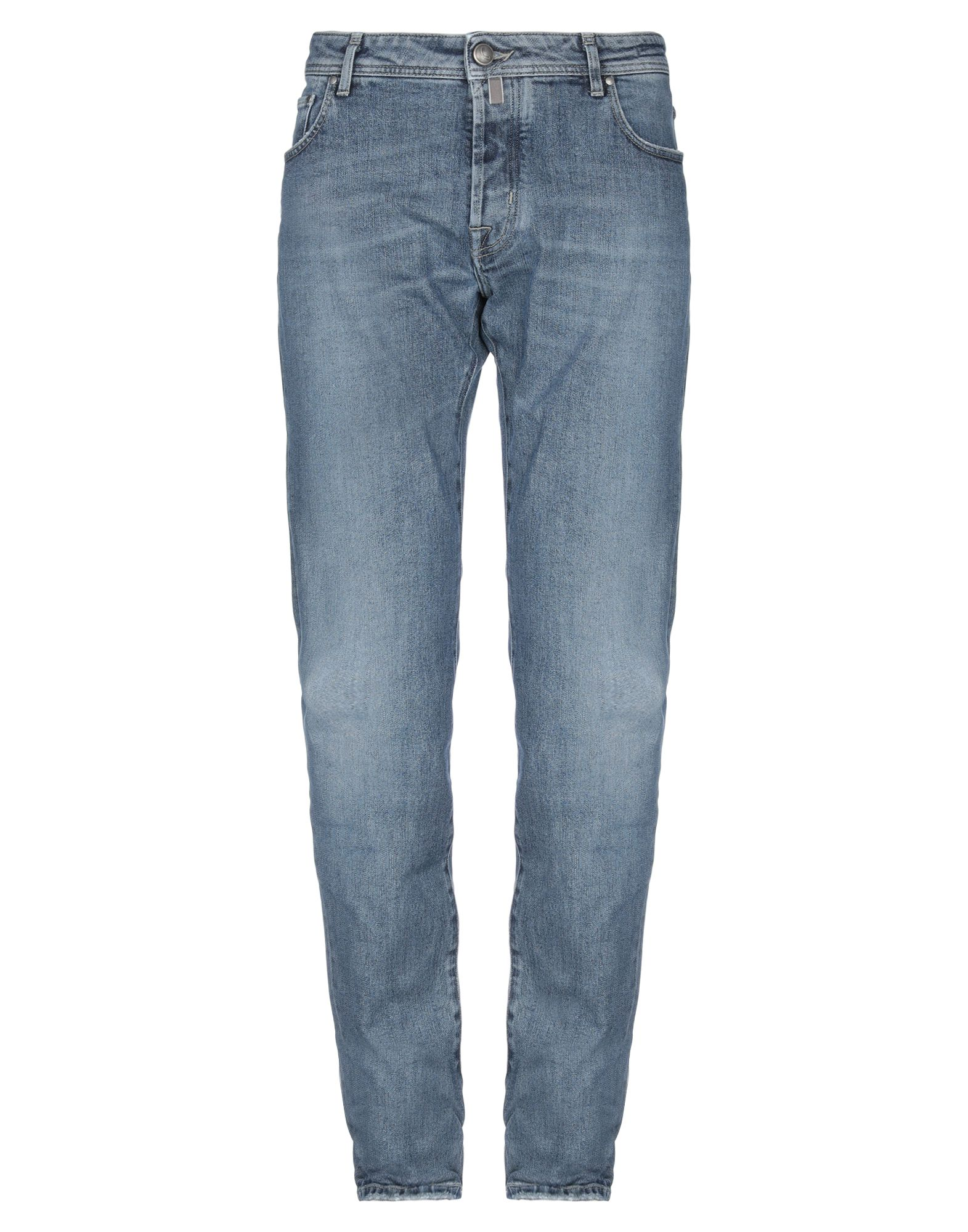 JACOB COHЁN Denim pants - Item 42816670