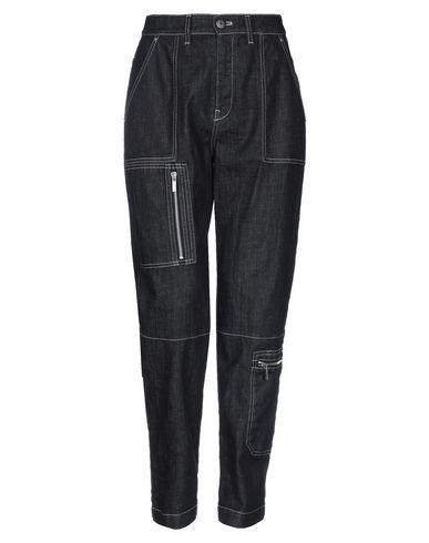 Джинсовые брюки LORENA ANTONIAZZI