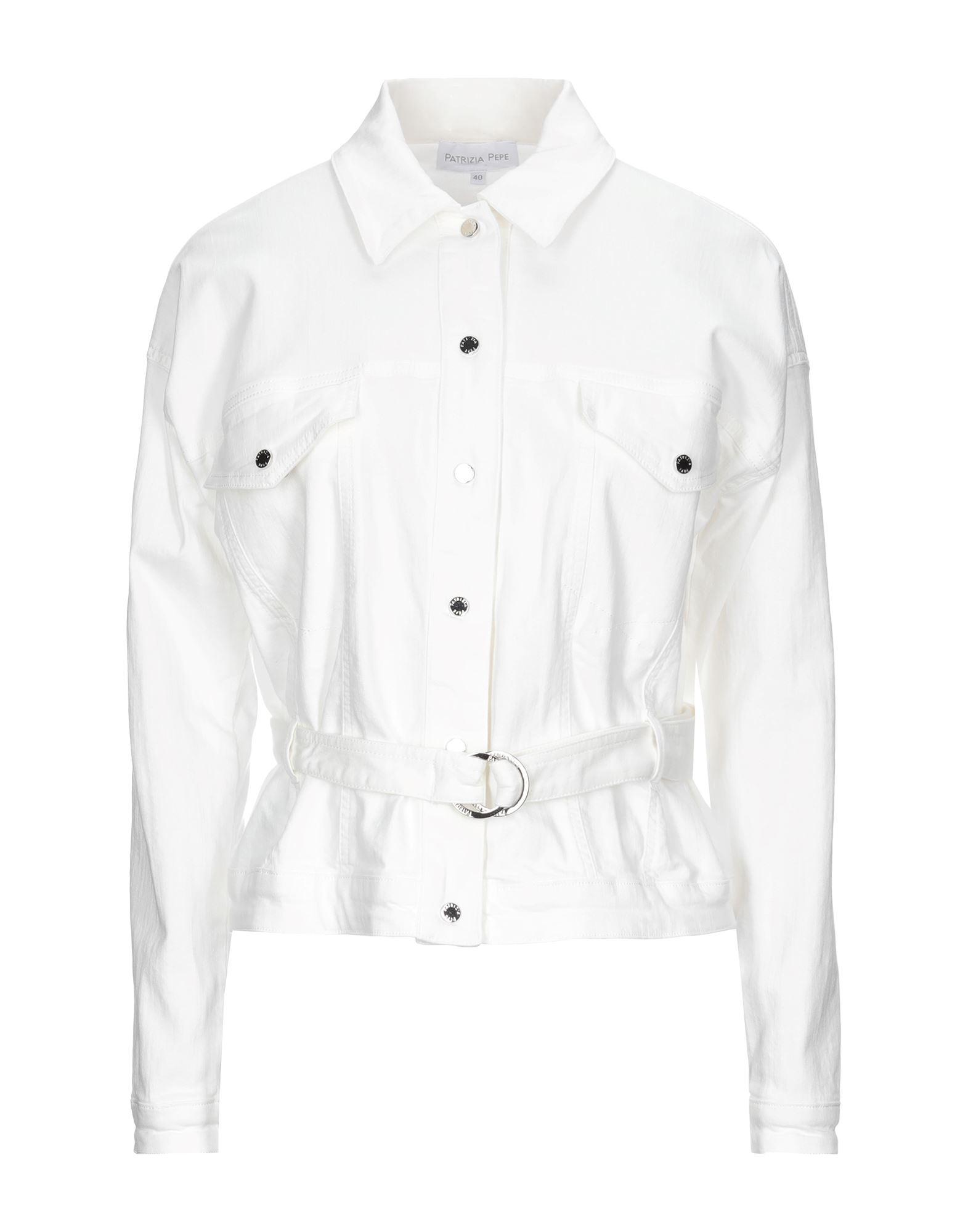 Фото - PATRIZIA PEPE Джинсовая верхняя одежда wesc джинсовая верхняя одежда