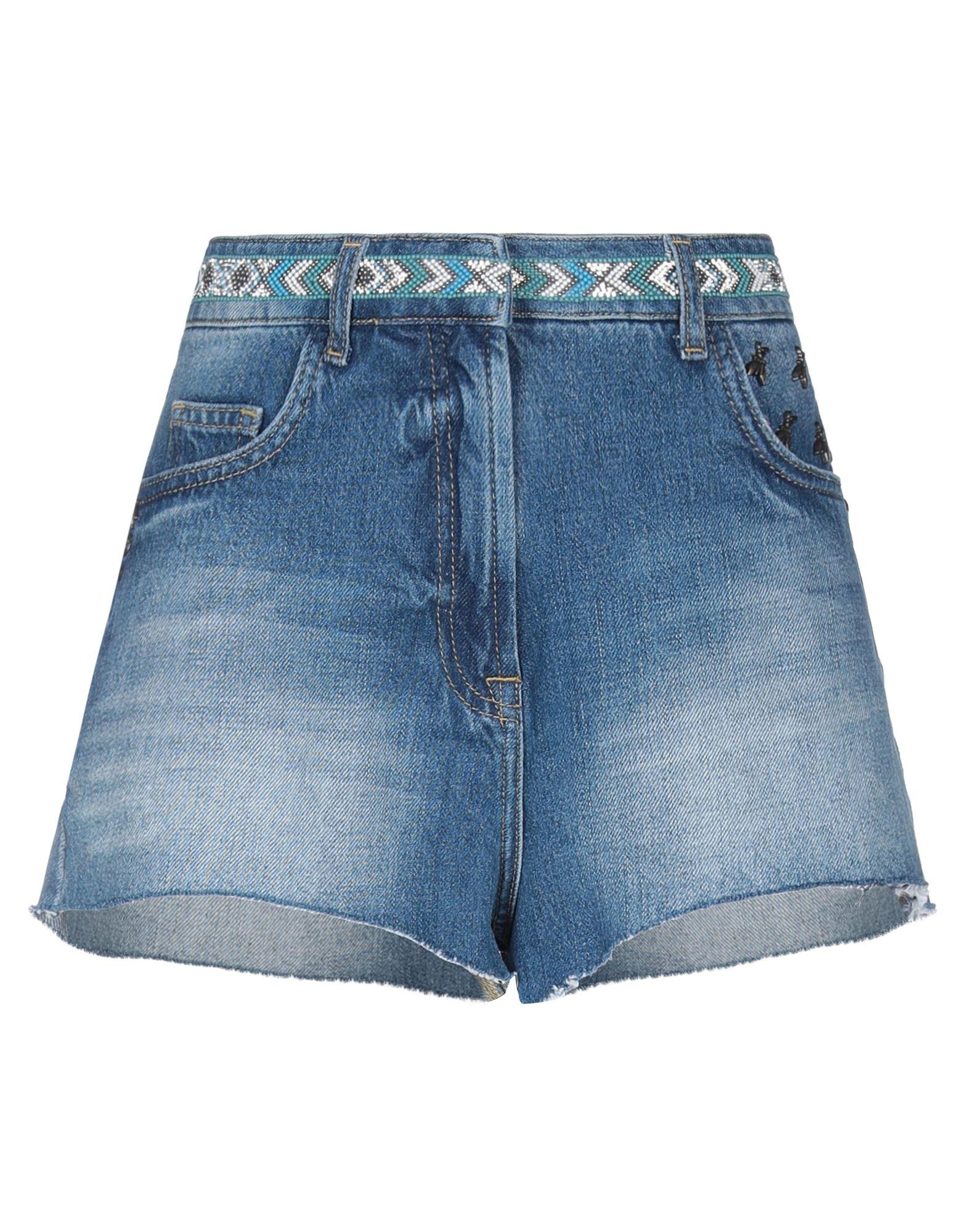 Фото - PATRIZIA PEPE Джинсовые шорты please джинсовые шорты