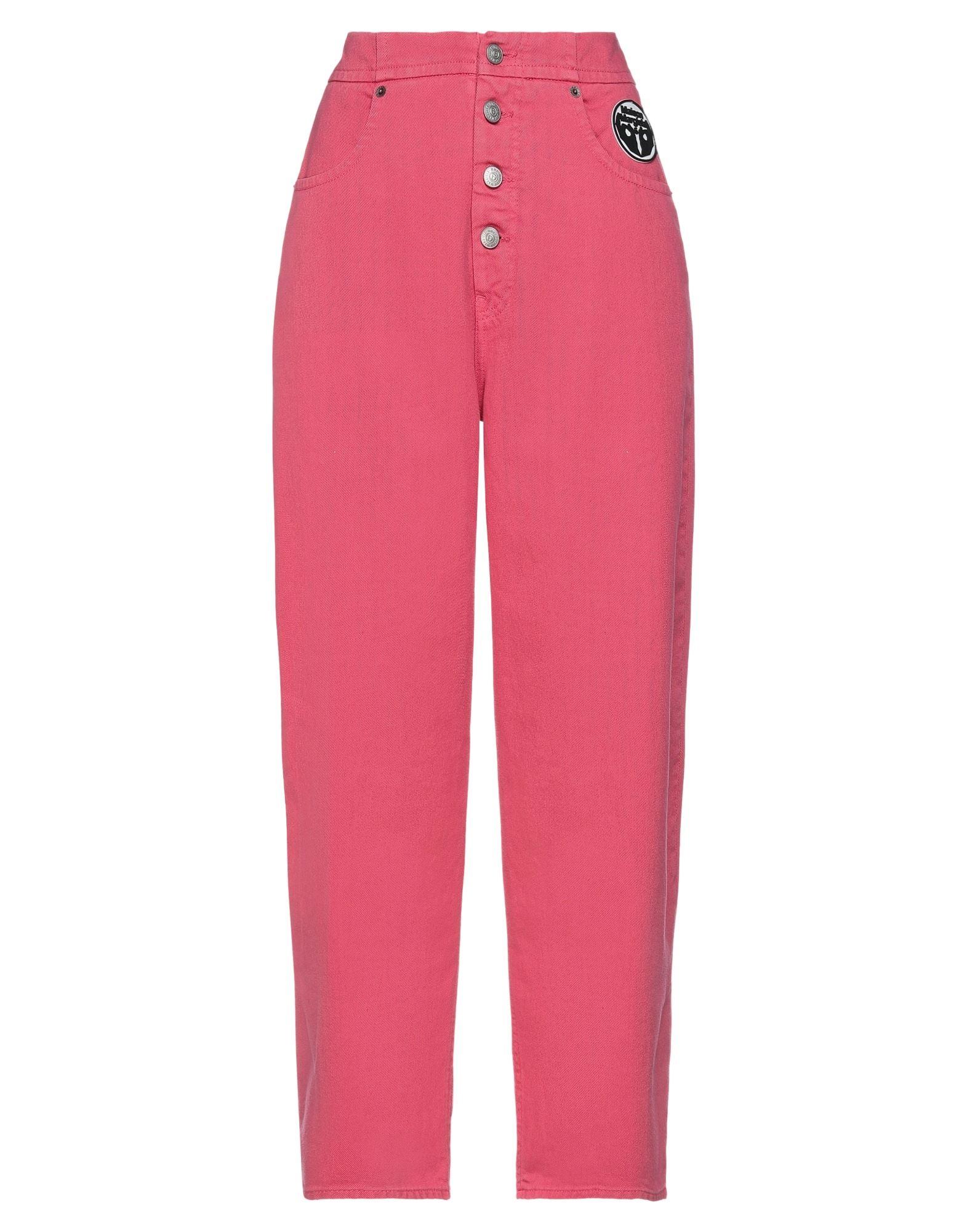 MM6 MAISON MARGIELA Джинсовые брюки mm6 maison margiela джинсовые шорты