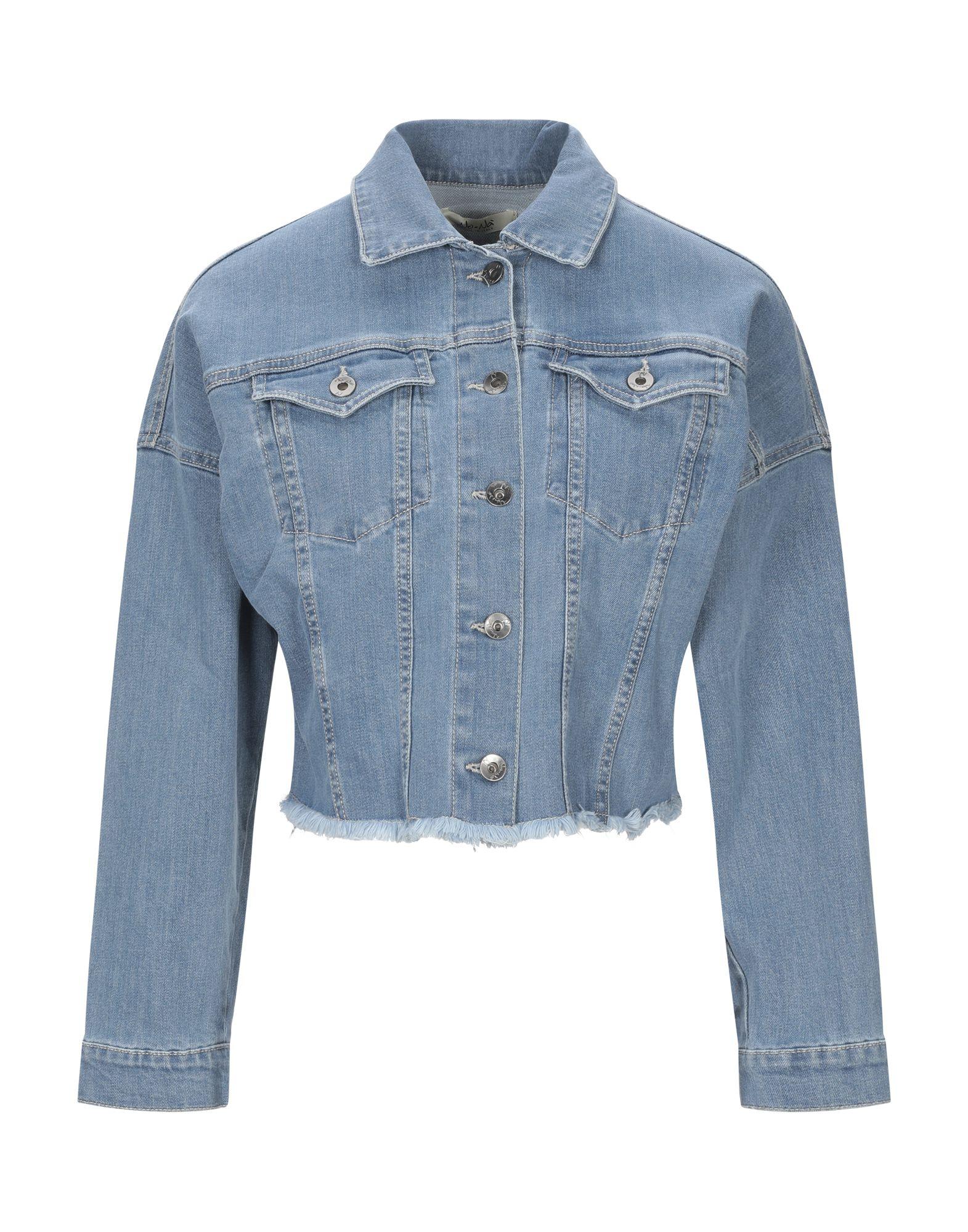 Фото - NO-NÀ Джинсовая верхняя одежда goldsign джинсовая верхняя одежда