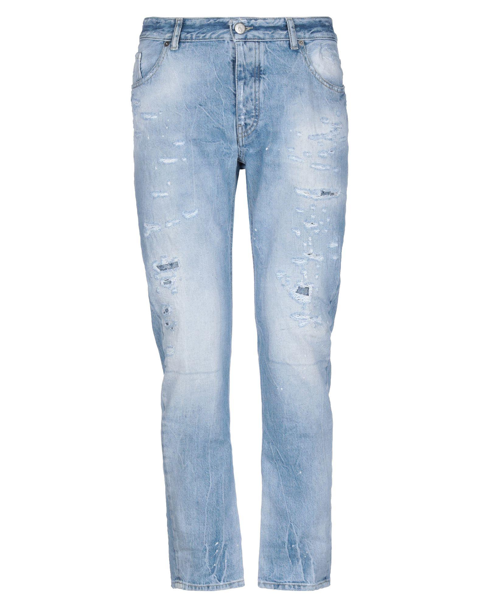 《セール開催中》PMDS PREMIUM MOOD DENIM SUPERIOR メンズ ジーンズ ブルー 31 コットン 100%