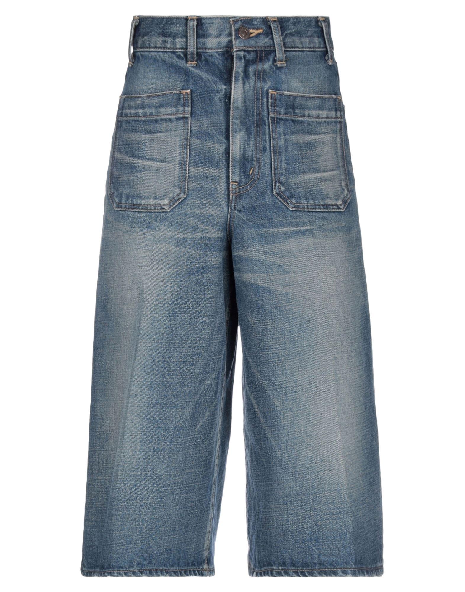 CELINE Джинсовые брюки-капри sahoco джинсовые брюки капри