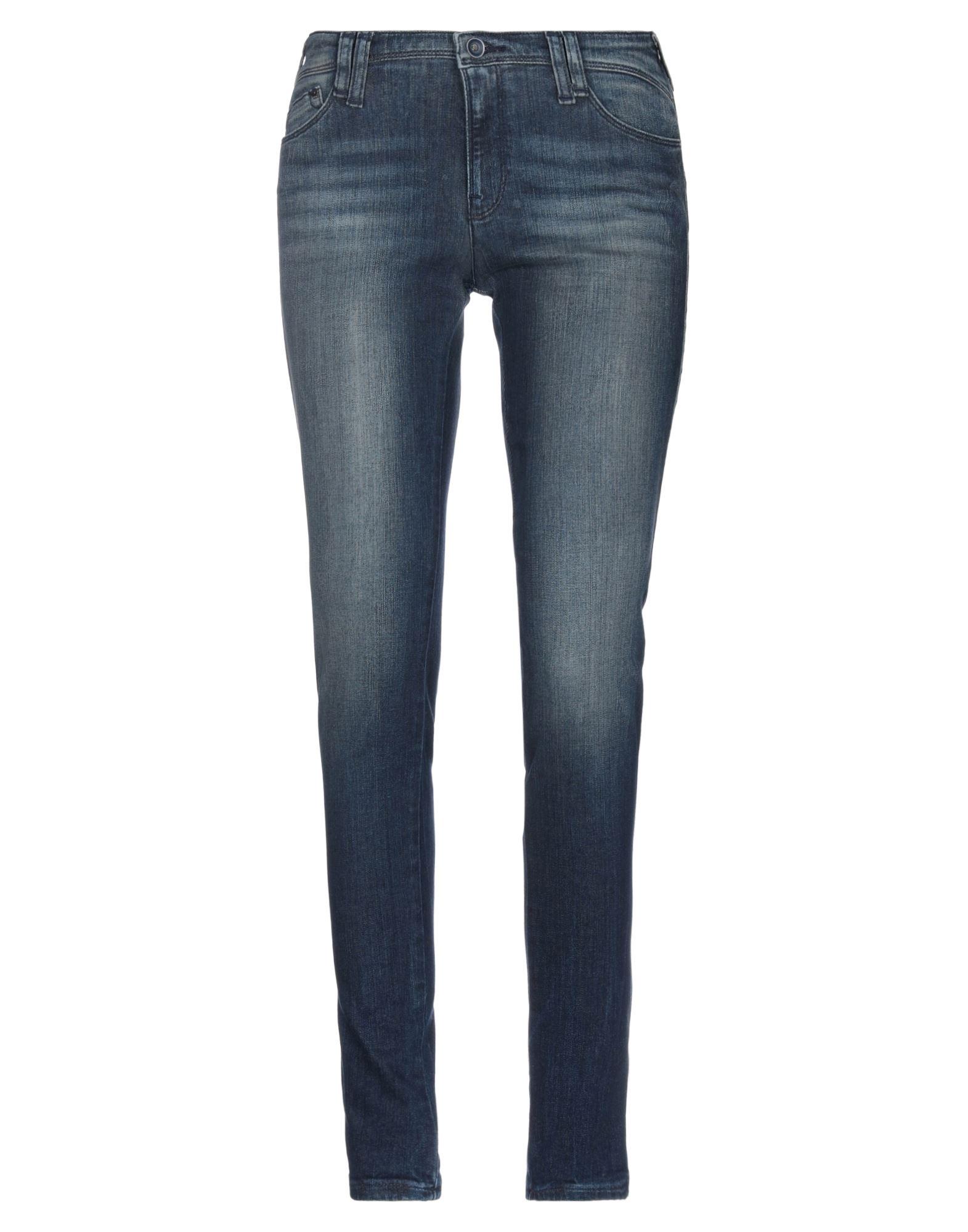 ARMANI JEANS Джинсовые брюки ремень женский armani jeans цвет черный 75104 c2 12 размер i 75
