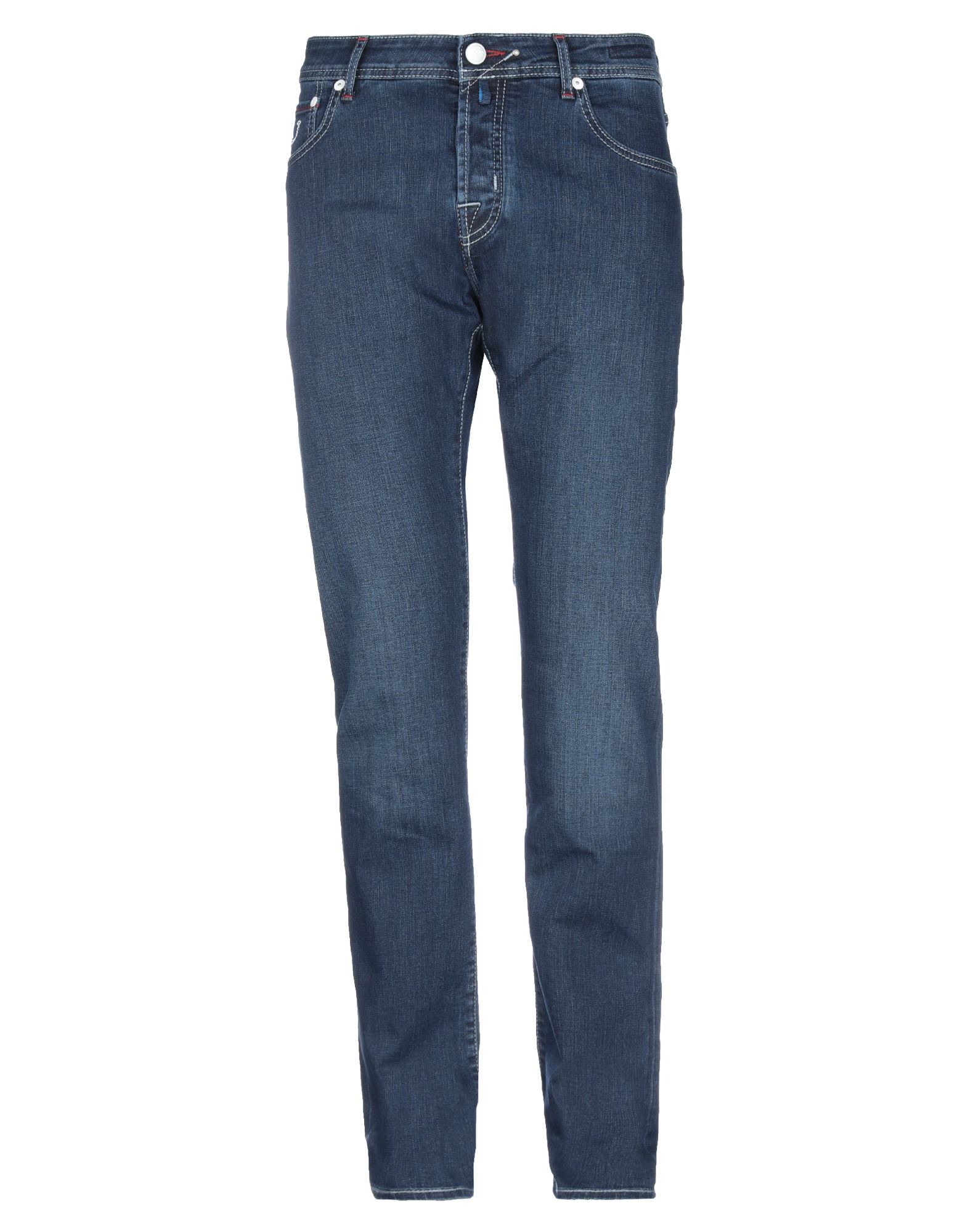 JACOB COHЁN Denim pants - Item 42819184