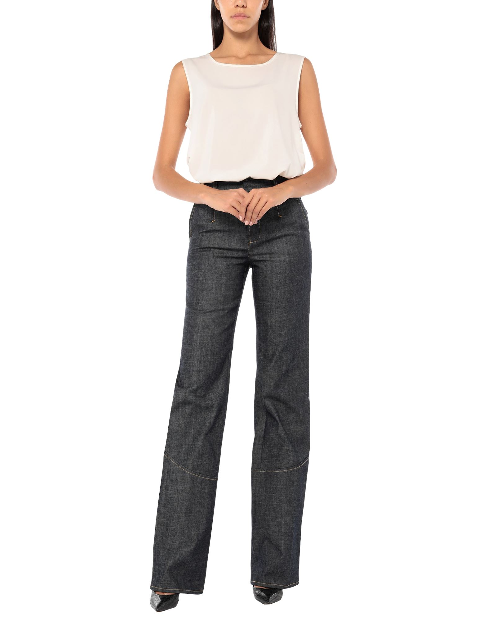 DSQUARED2 Denim pants - Item 42819863