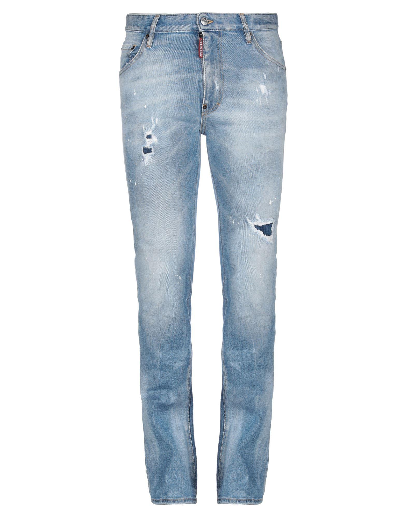 DSQUARED2 Denim pants - Item 42819869