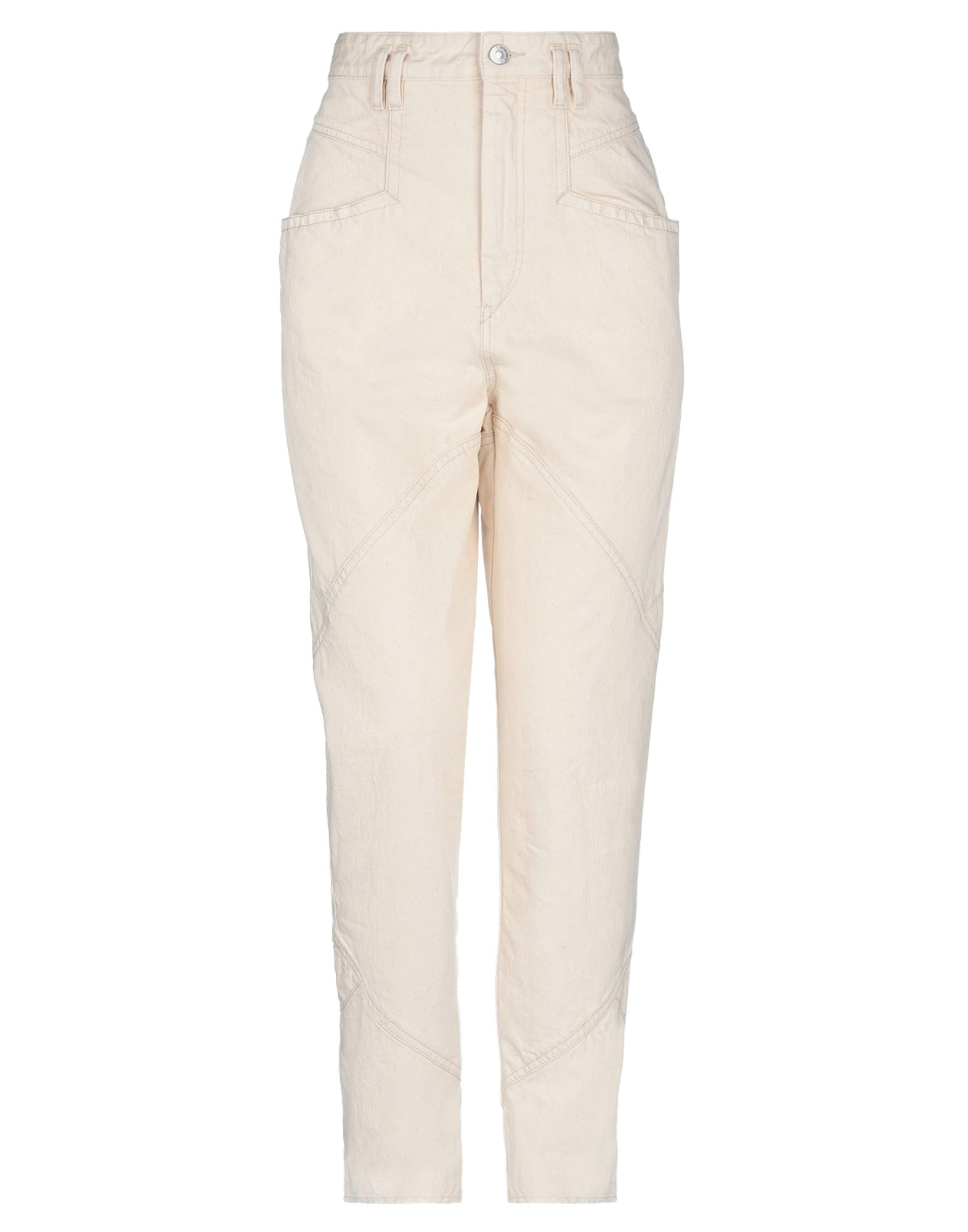 ISABEL MARANT Джинсовые брюки isabel marant джинсовые бермуды