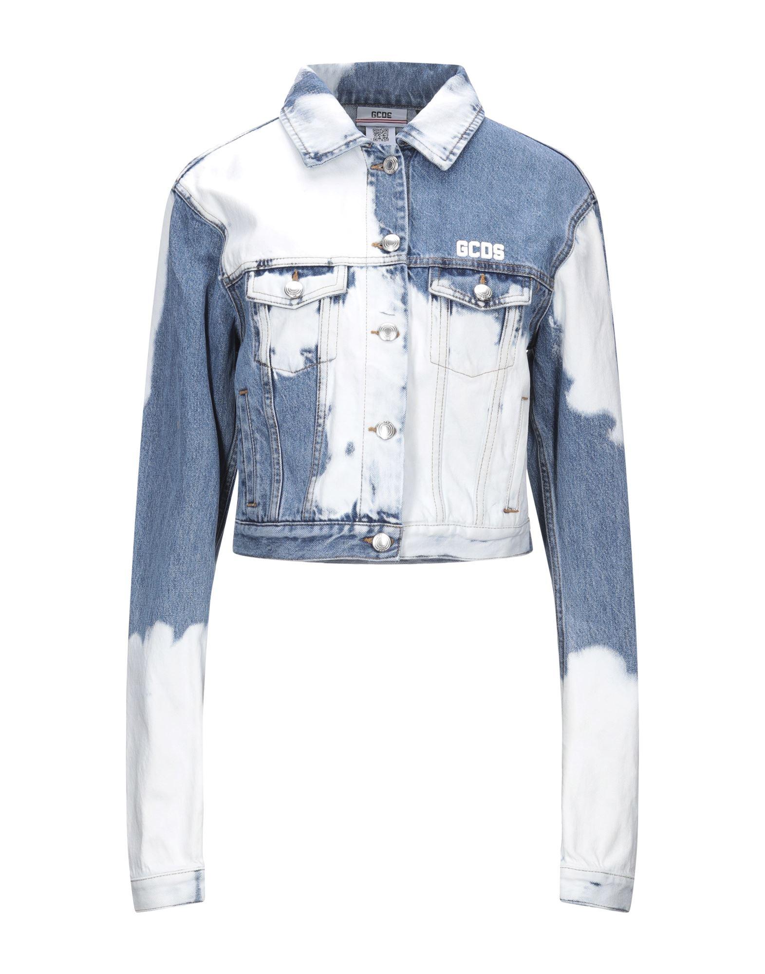 Фото - GCDS Джинсовая верхняя одежда scout джинсовая верхняя одежда