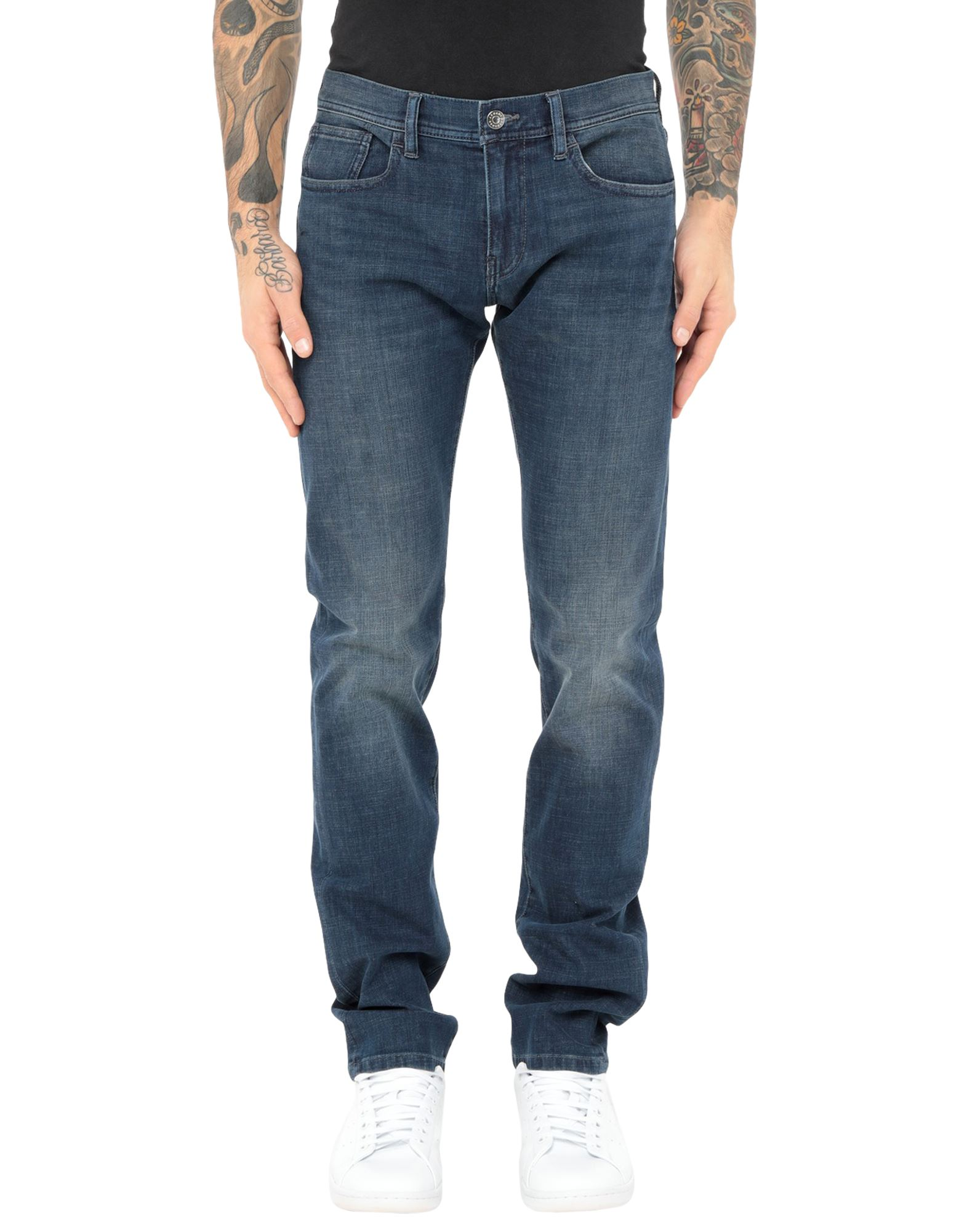 ARMANI EXCHANGE Denim pants - Item 42820972