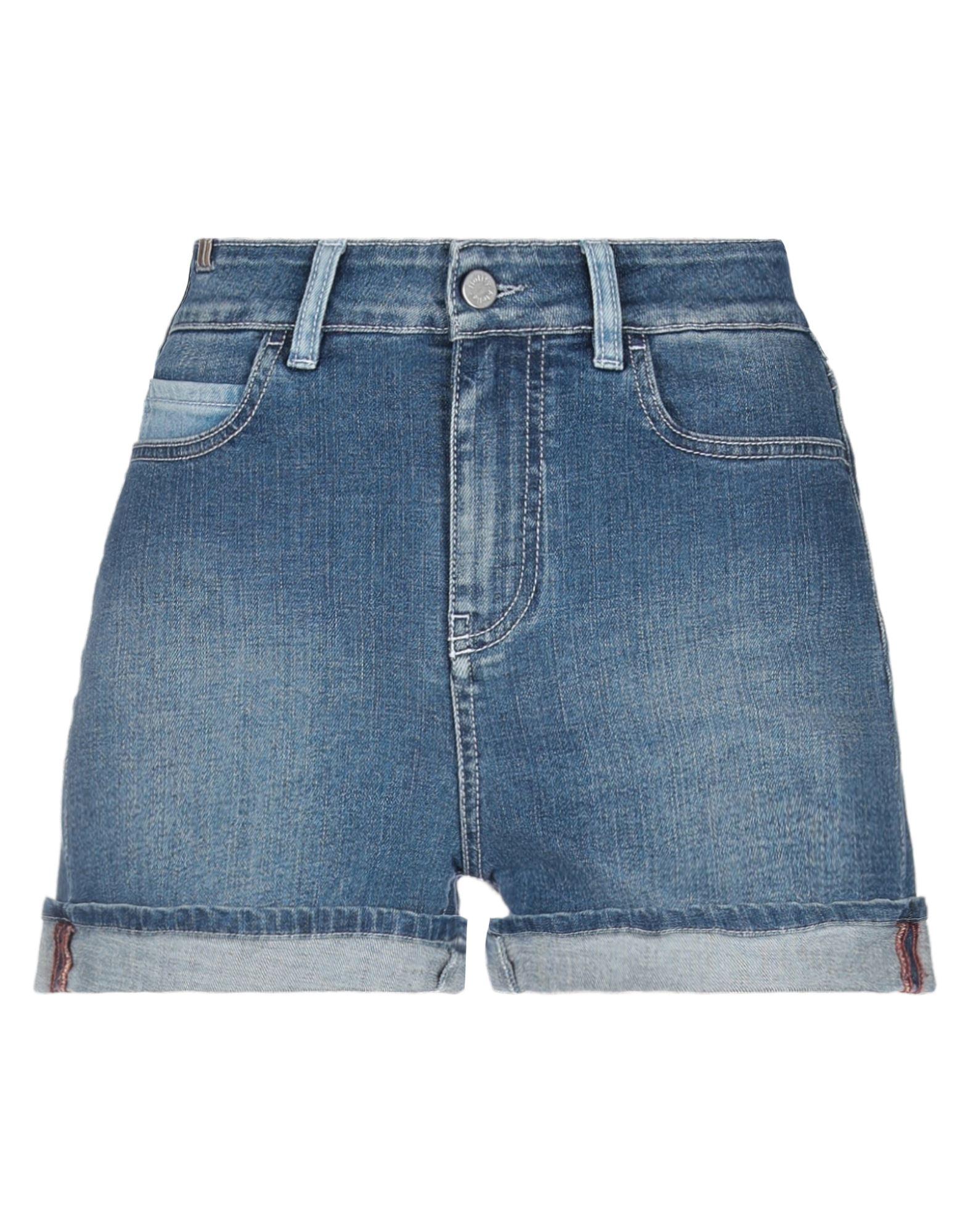 Фото - ATELIER NOTIFY Джинсовые шорты please джинсовые шорты