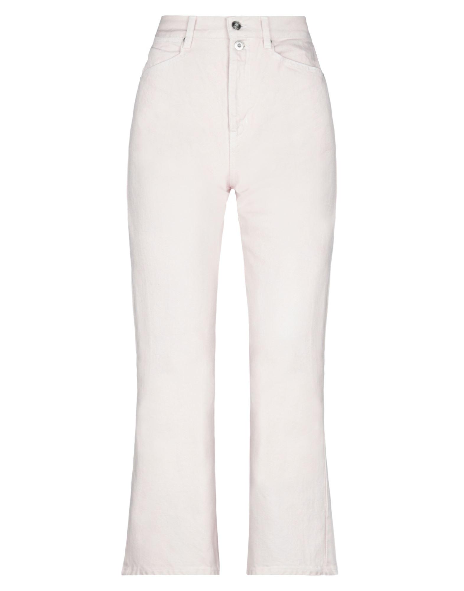 PROENZA SCHOULER Denim pants - Item 42821581