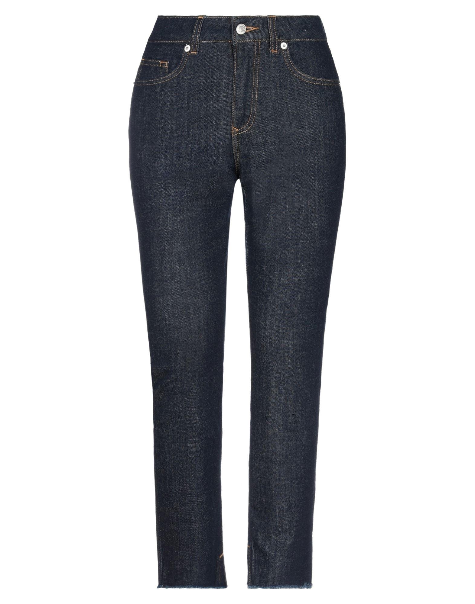 MAURO GRIFONI Джинсовые брюки