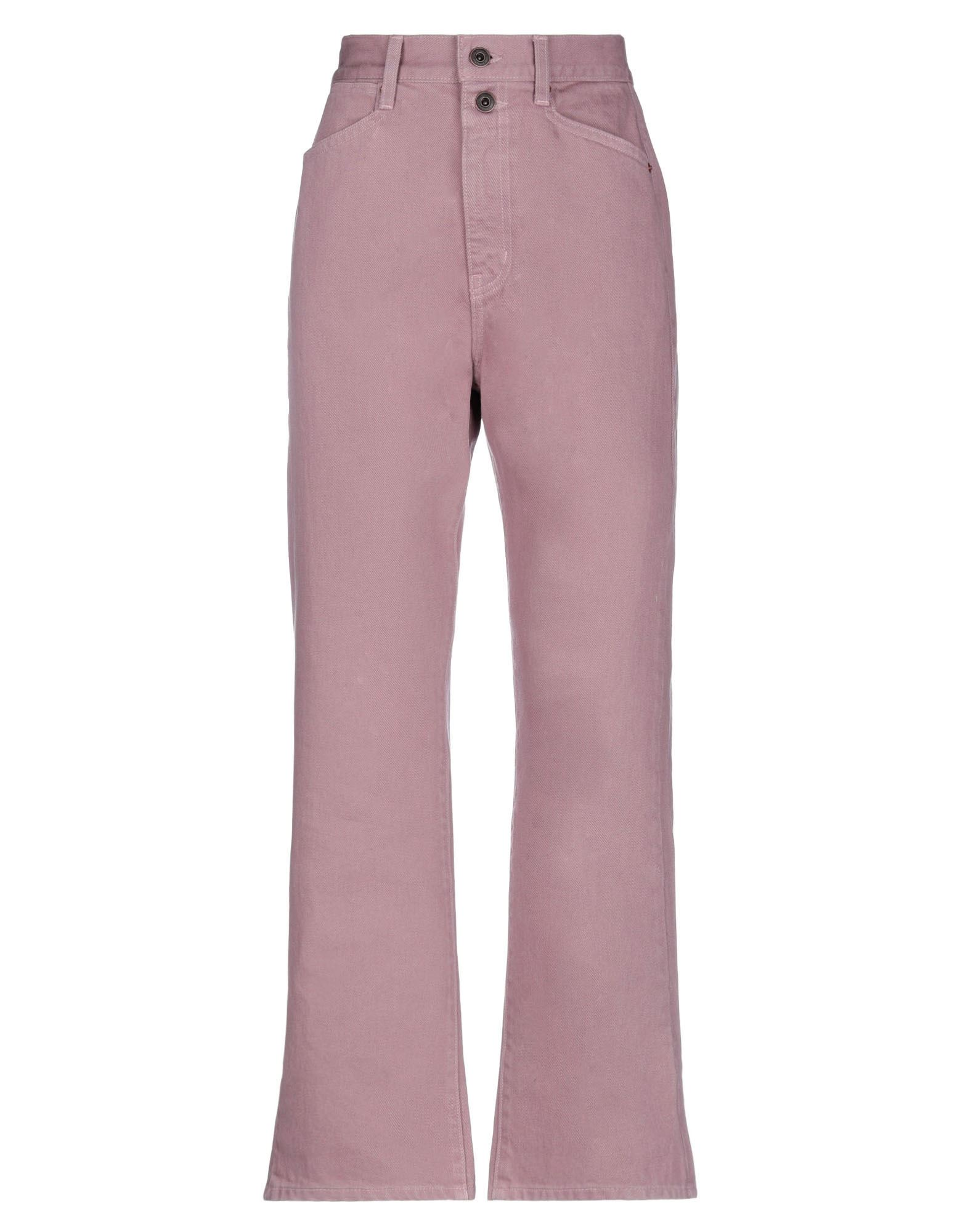 PROENZA SCHOULER Denim pants - Item 42821975