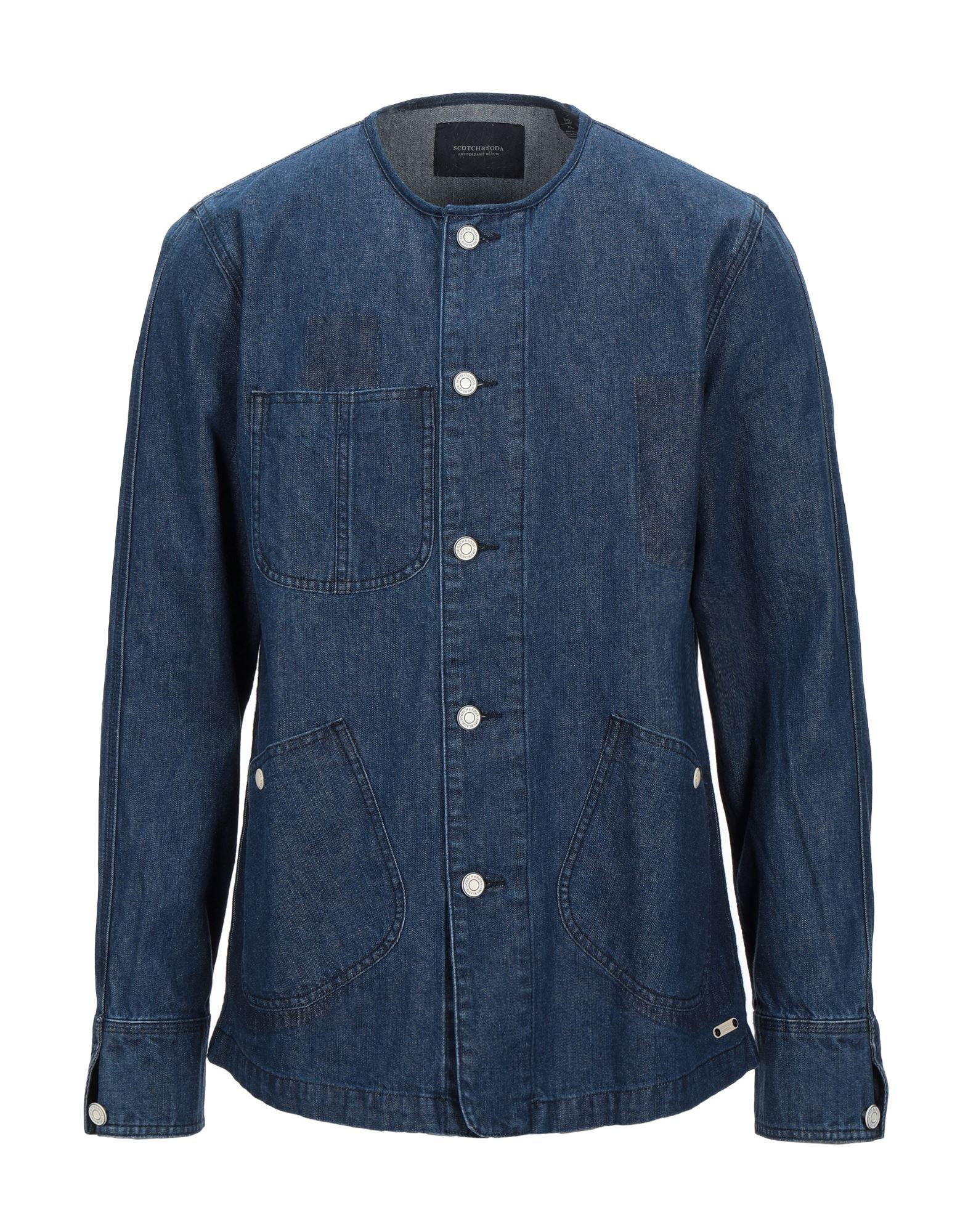 Фото - SCOTCH & SODA Джинсовая верхняя одежда wesc джинсовая верхняя одежда