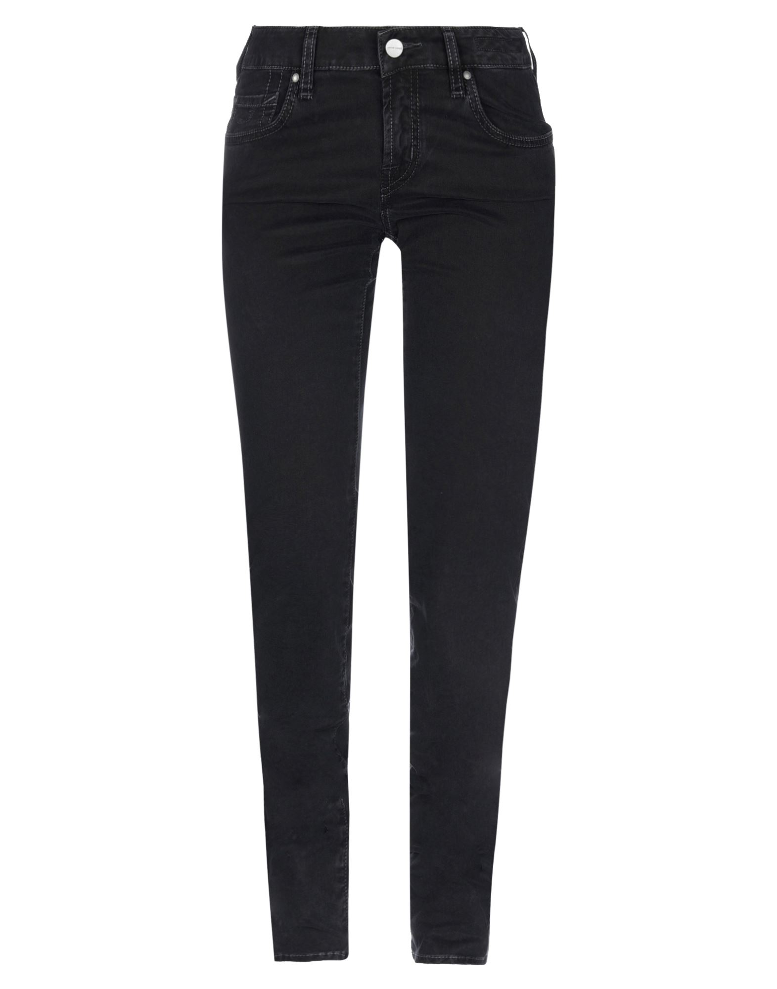 JACOB COHЁN Denim pants - Item 42822437