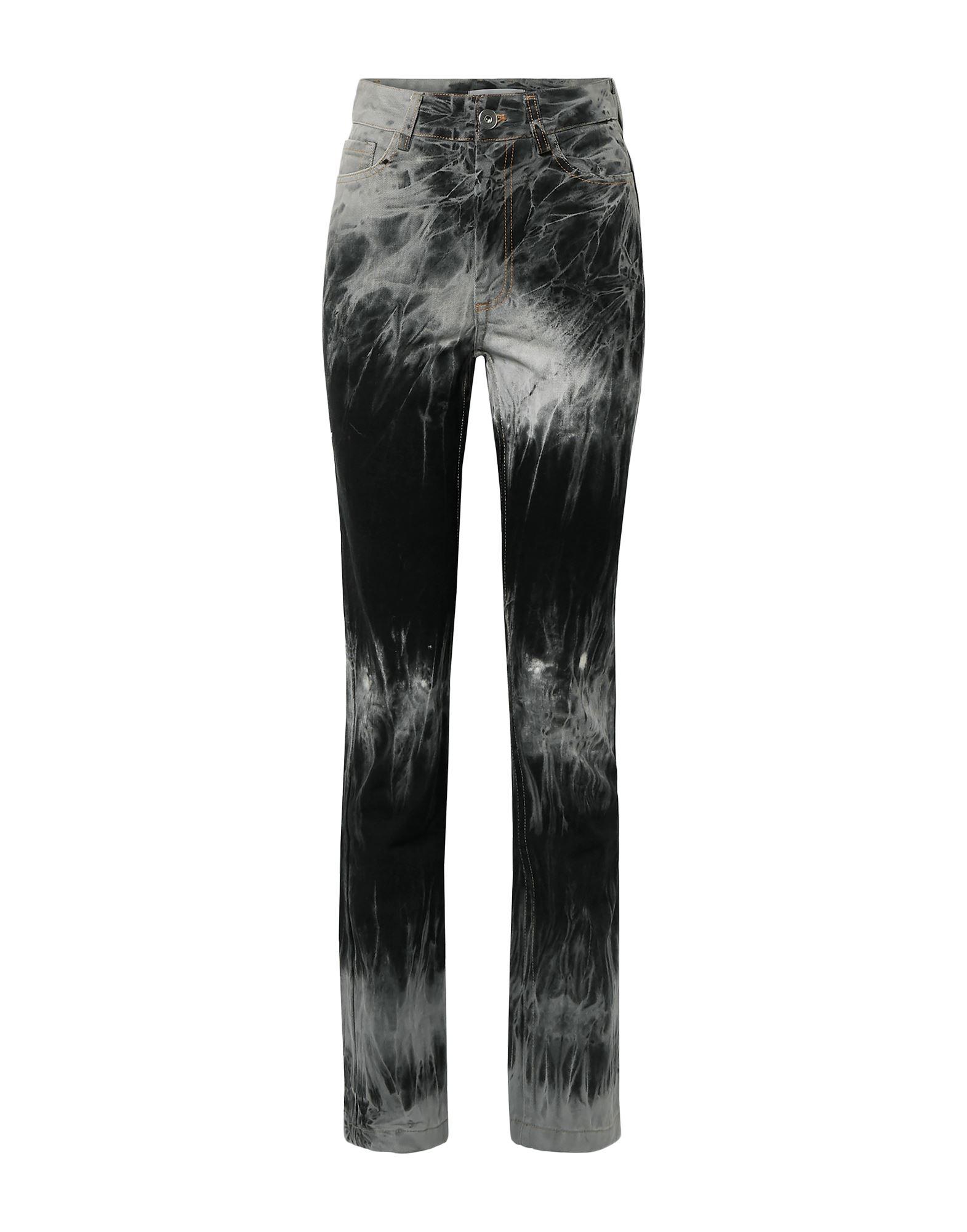 MATTHEW ADAMS DOLAN Джинсовые брюки недорого