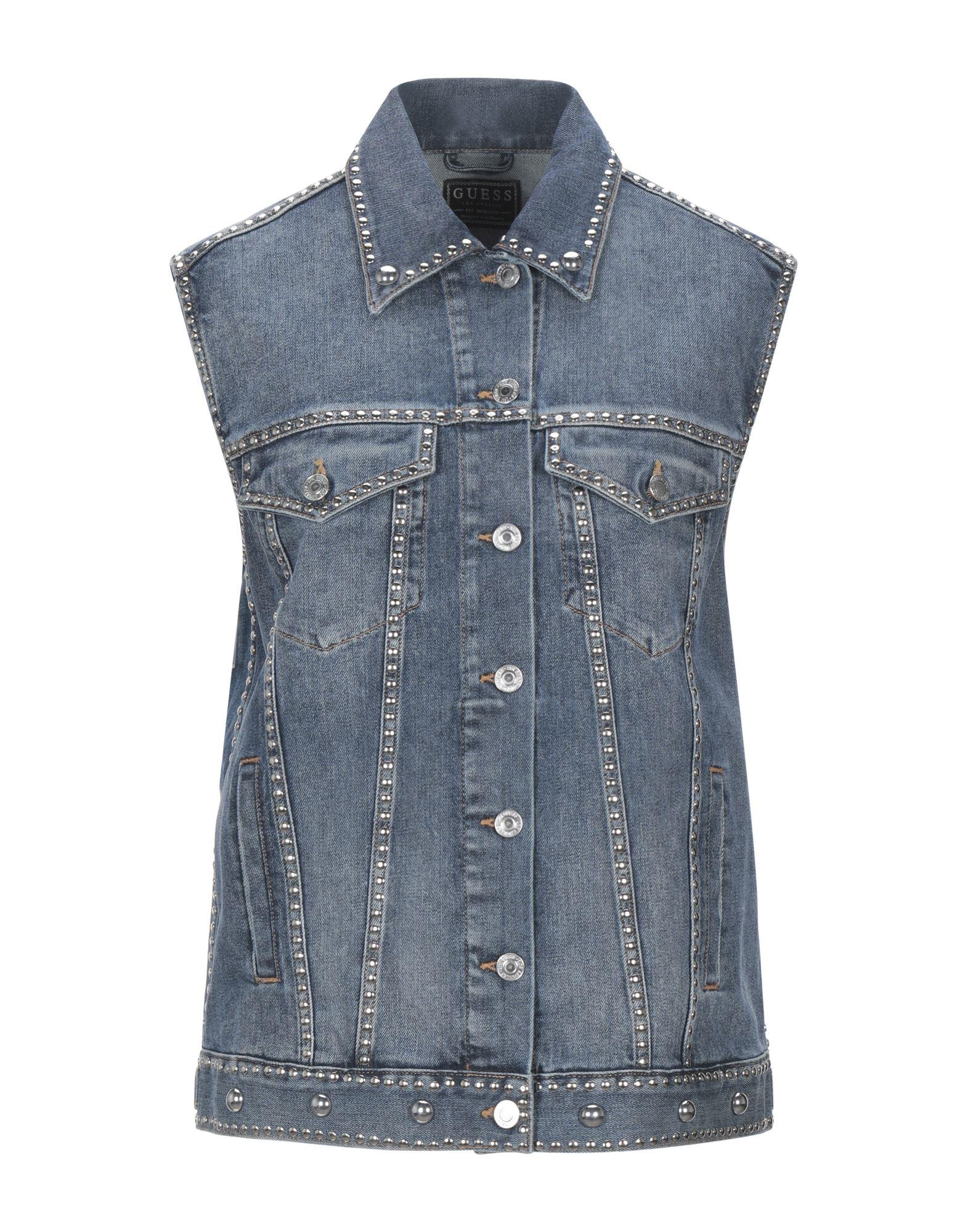 Фото - GUESS Джинсовая верхняя одежда wesc джинсовая верхняя одежда