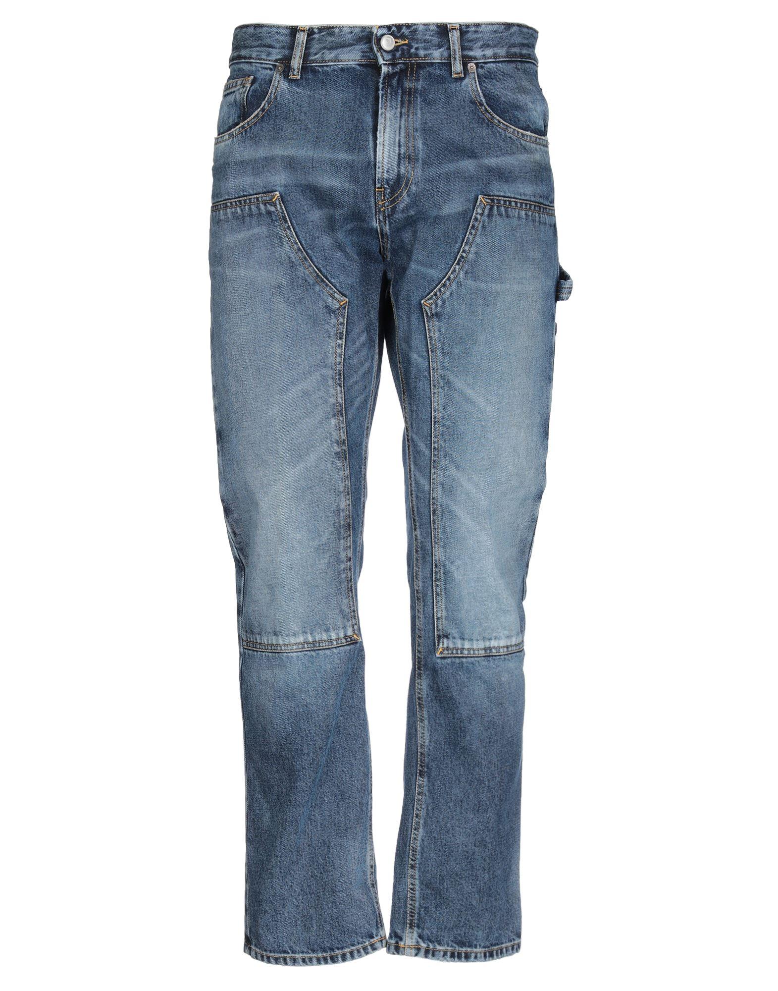 《セール開催中》PMDS PREMIUM MOOD DENIM SUPERIOR メンズ ジーンズ ブルー 33 コットン 100%