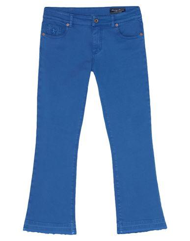 Джинсовые брюки EUROPEAN CULTURE