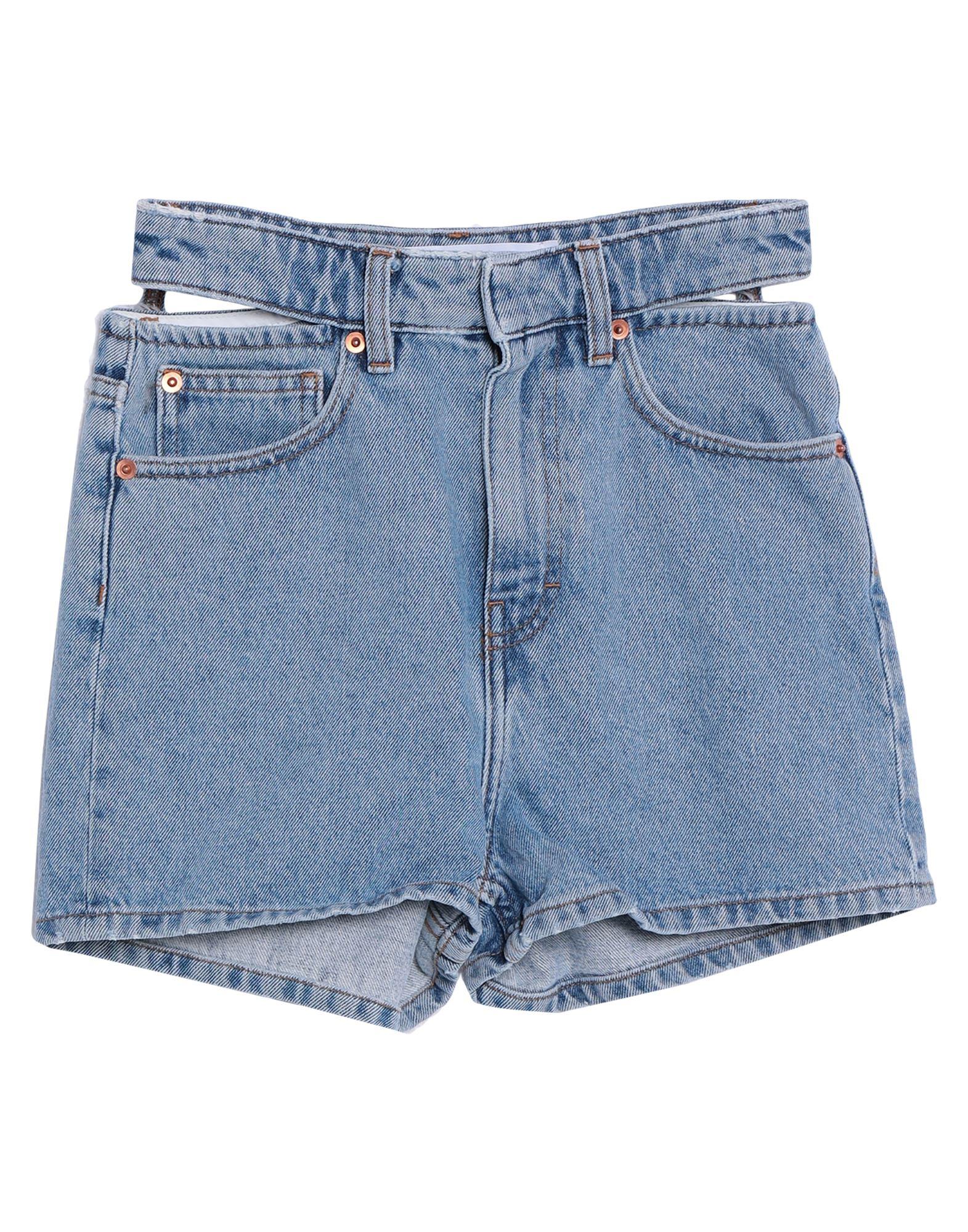 Фото - IRO Джинсовые шорты please джинсовые шорты