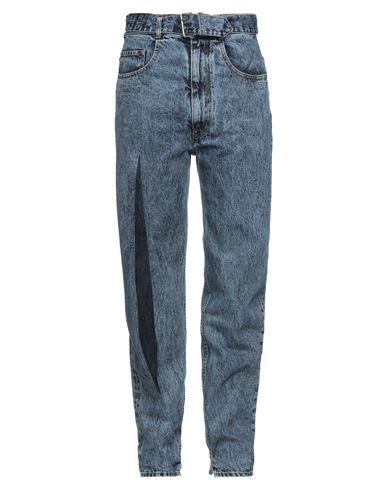 Джинсовые брюки MAISON MARGIELA