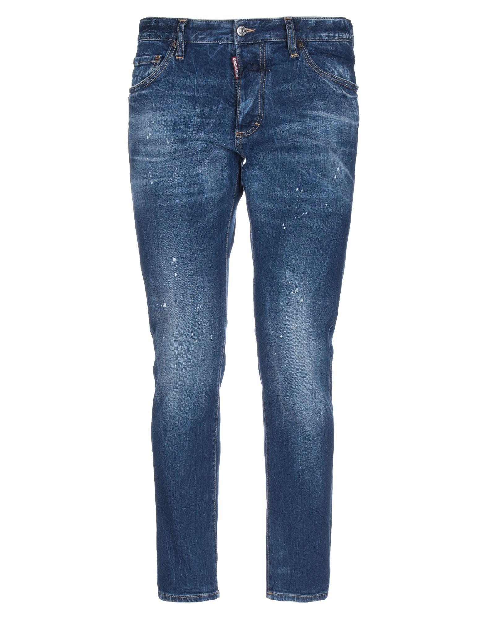 DSQUARED2 Denim pants - Item 42825649