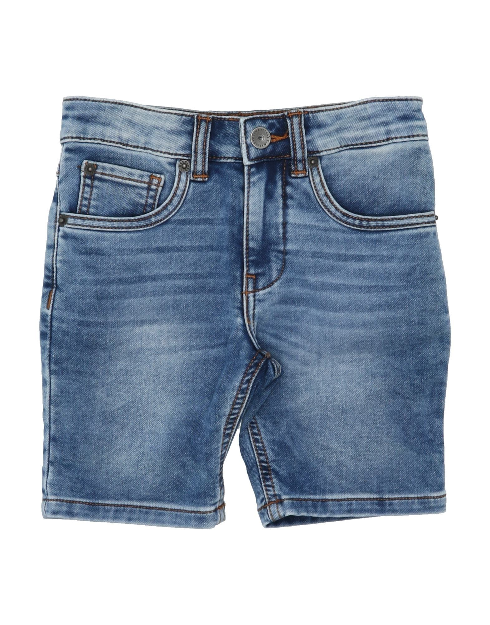 TIMBERLAND Denim bermudas - Item 42825742