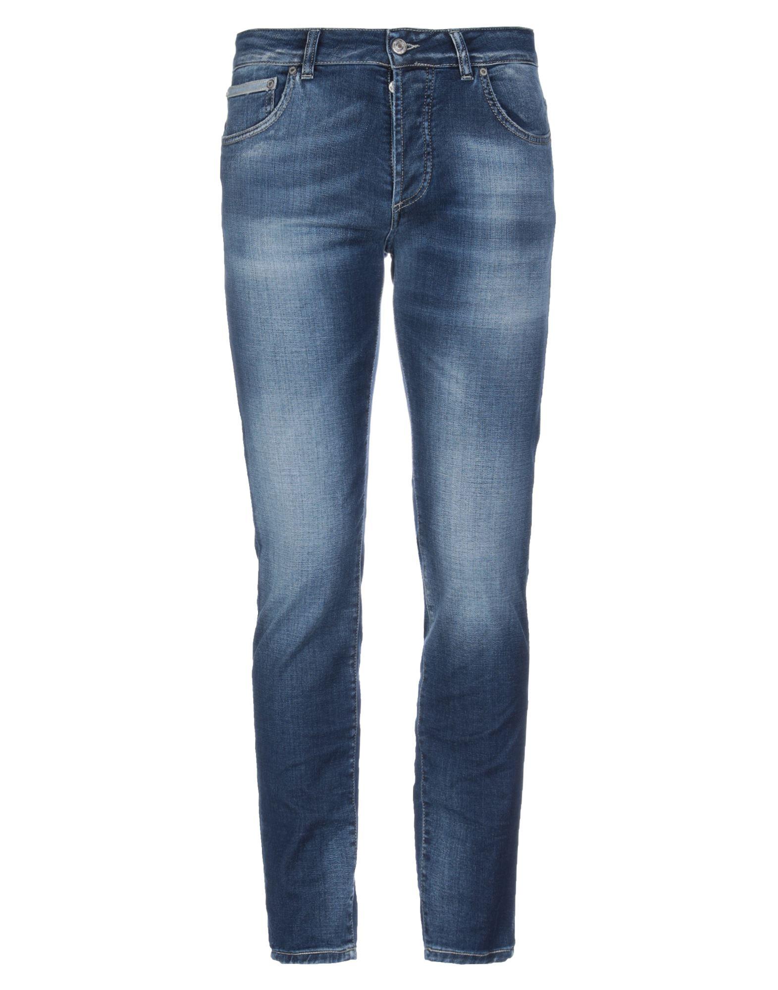 DW DENIM WORLD Джинсовые брюки