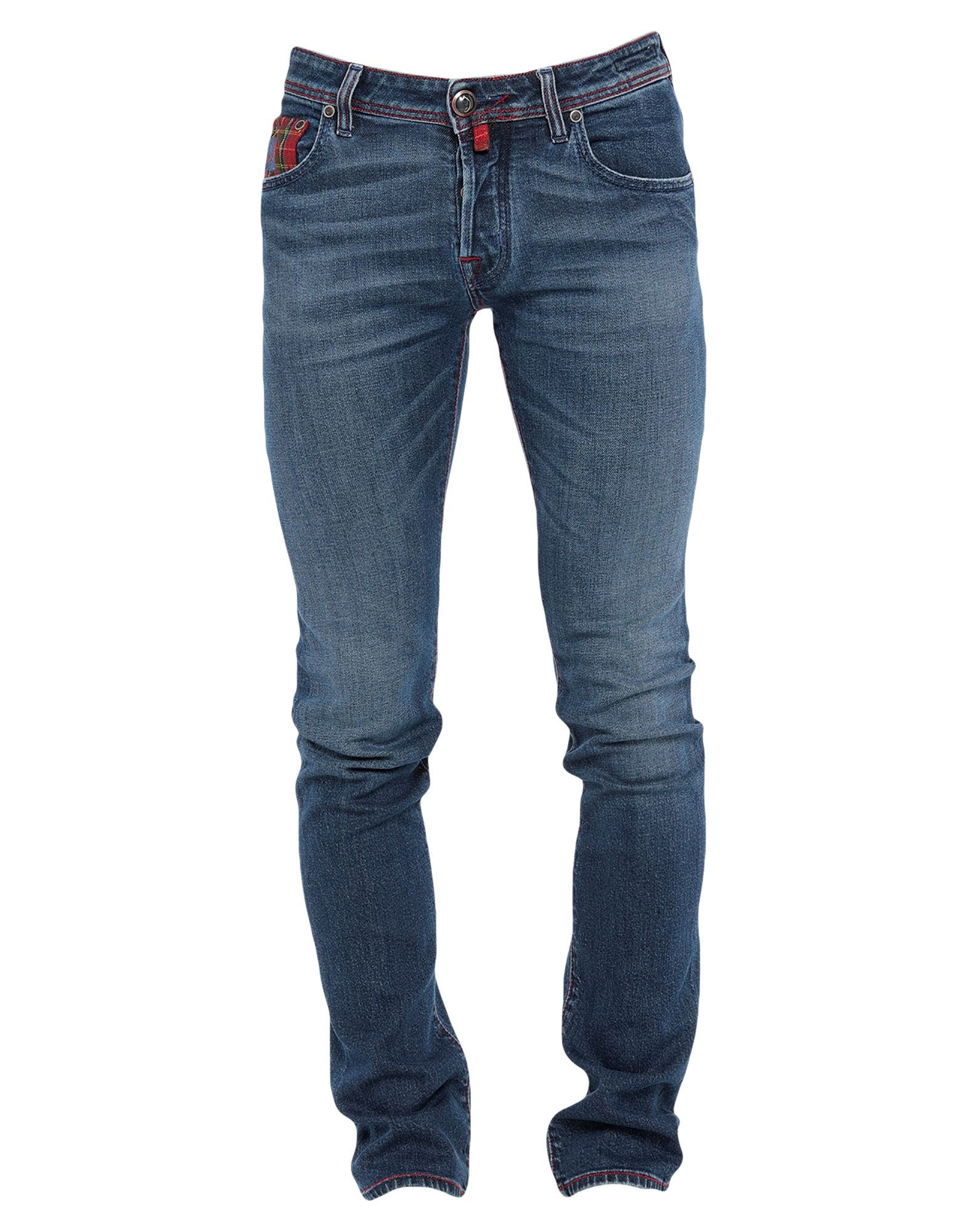JACOB COHЁN Denim pants - Item 42826447
